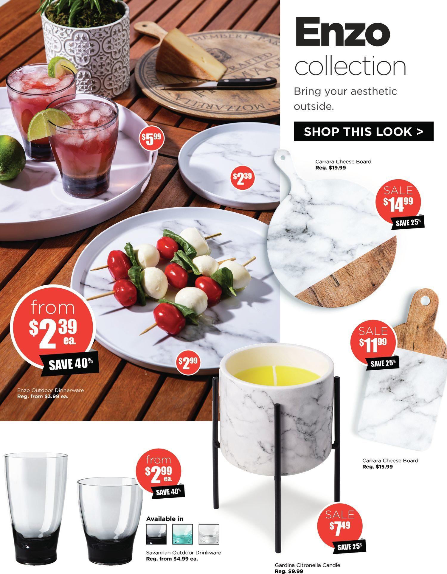 Kitchen Stuff Plus - Outdoor Entertaining Event - Page 3