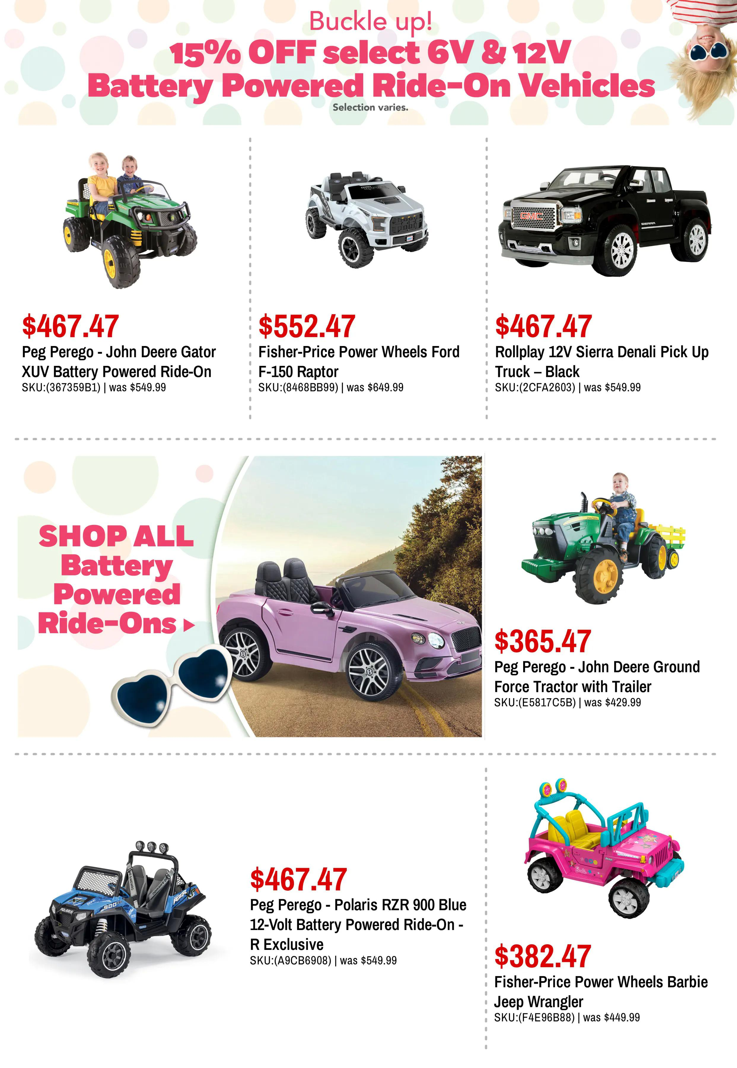 Toys 'R' Us - Weekly Flyer Specials - Page 9