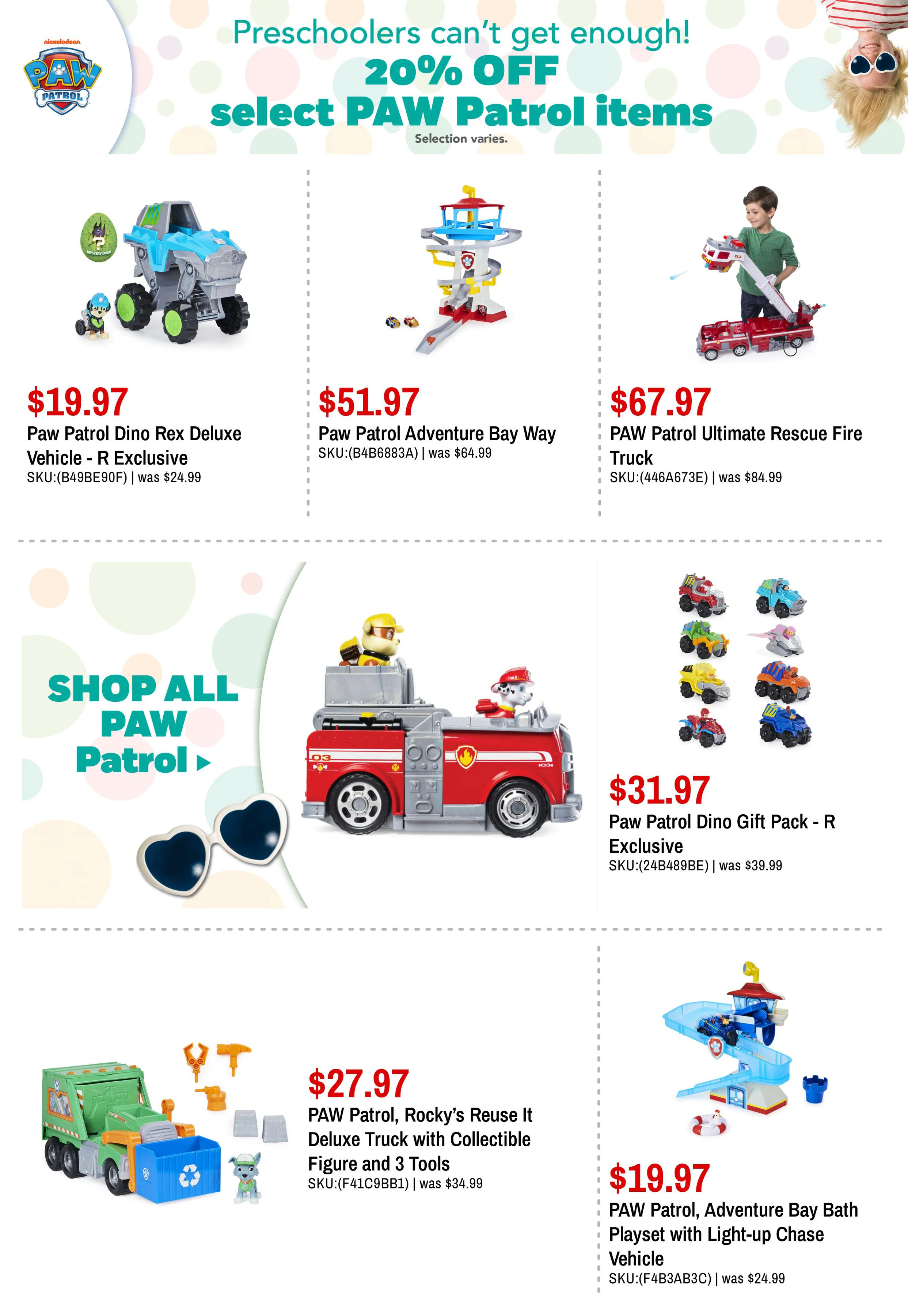 Toys 'R' Us - Weekly Flyer Specials - Page 19