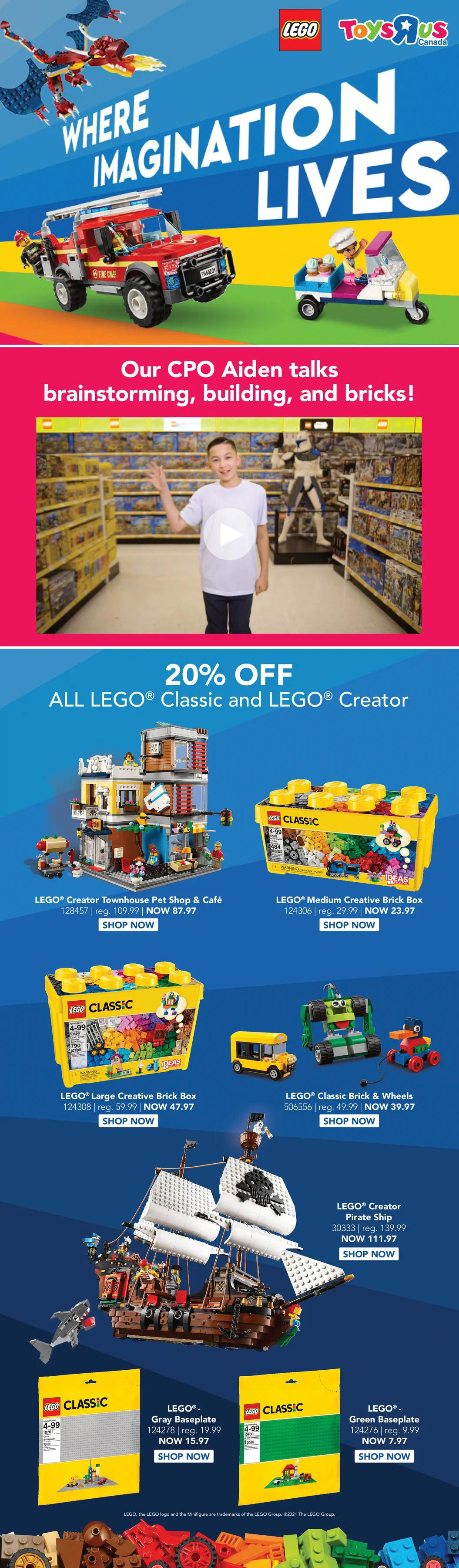 Toys 'R' Us - Weekly Flyer Specials - Page 21