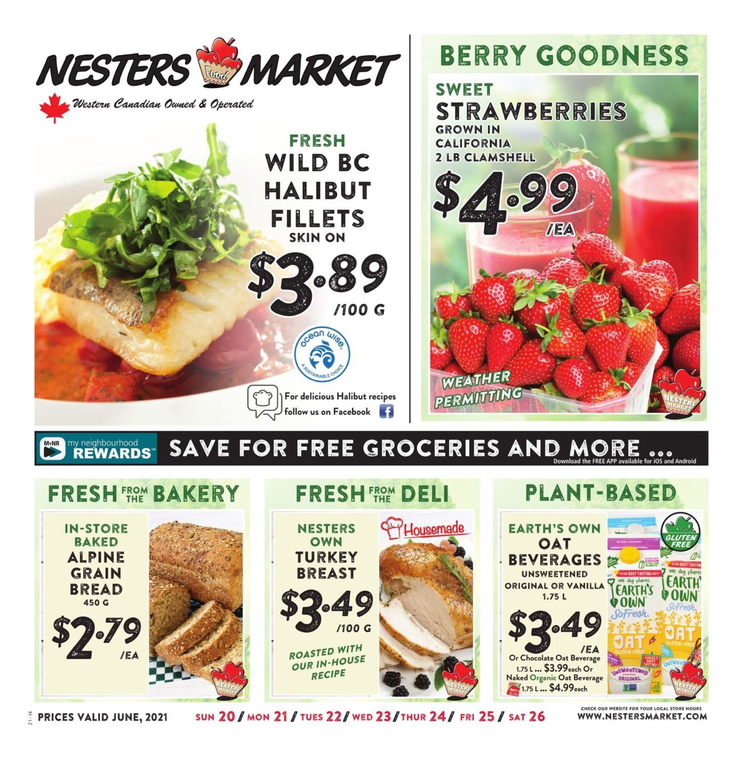 Nesters Market - Weekly Specials