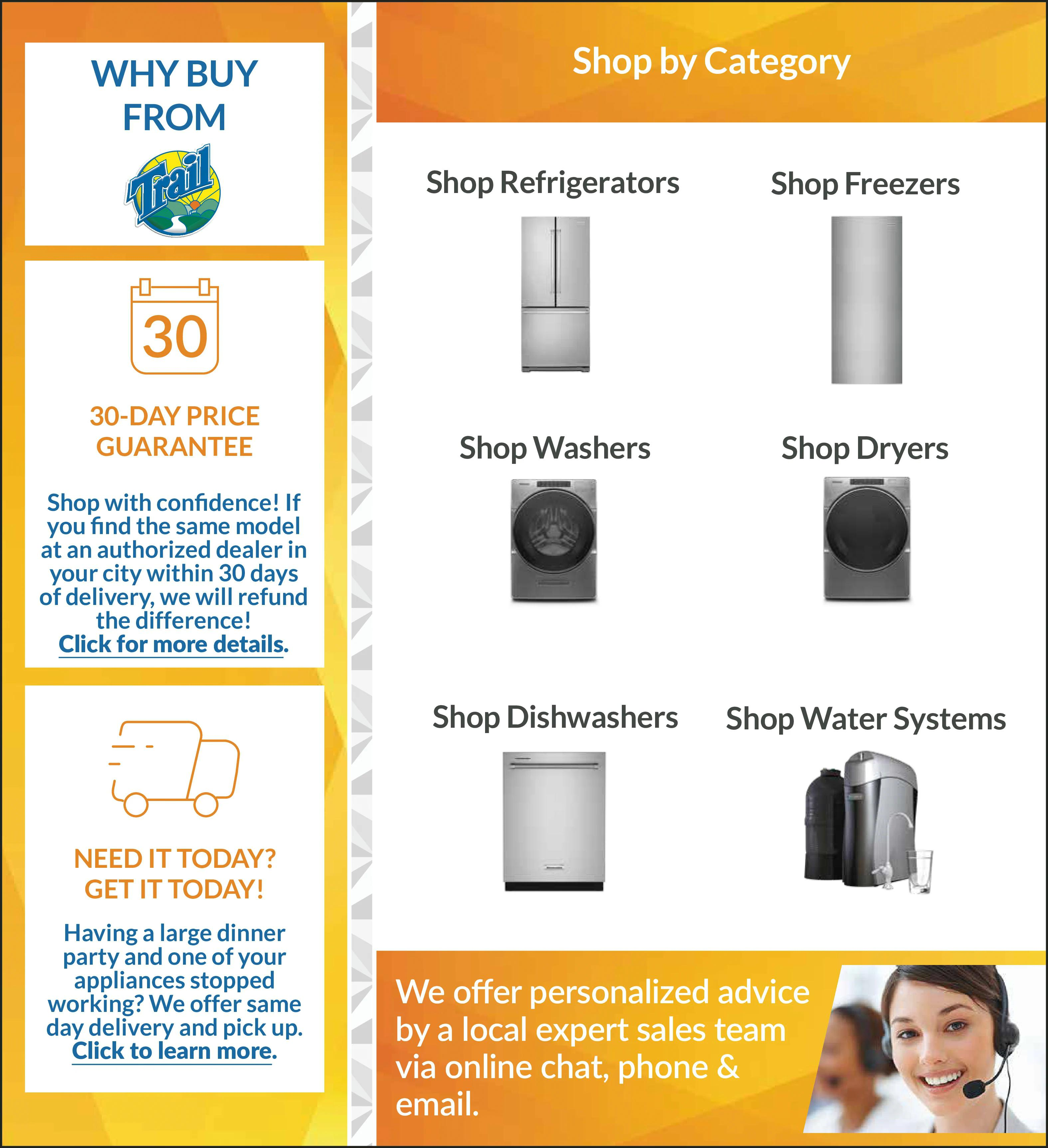 Trail Appliances - Weekly Flyer Specials - Page 3