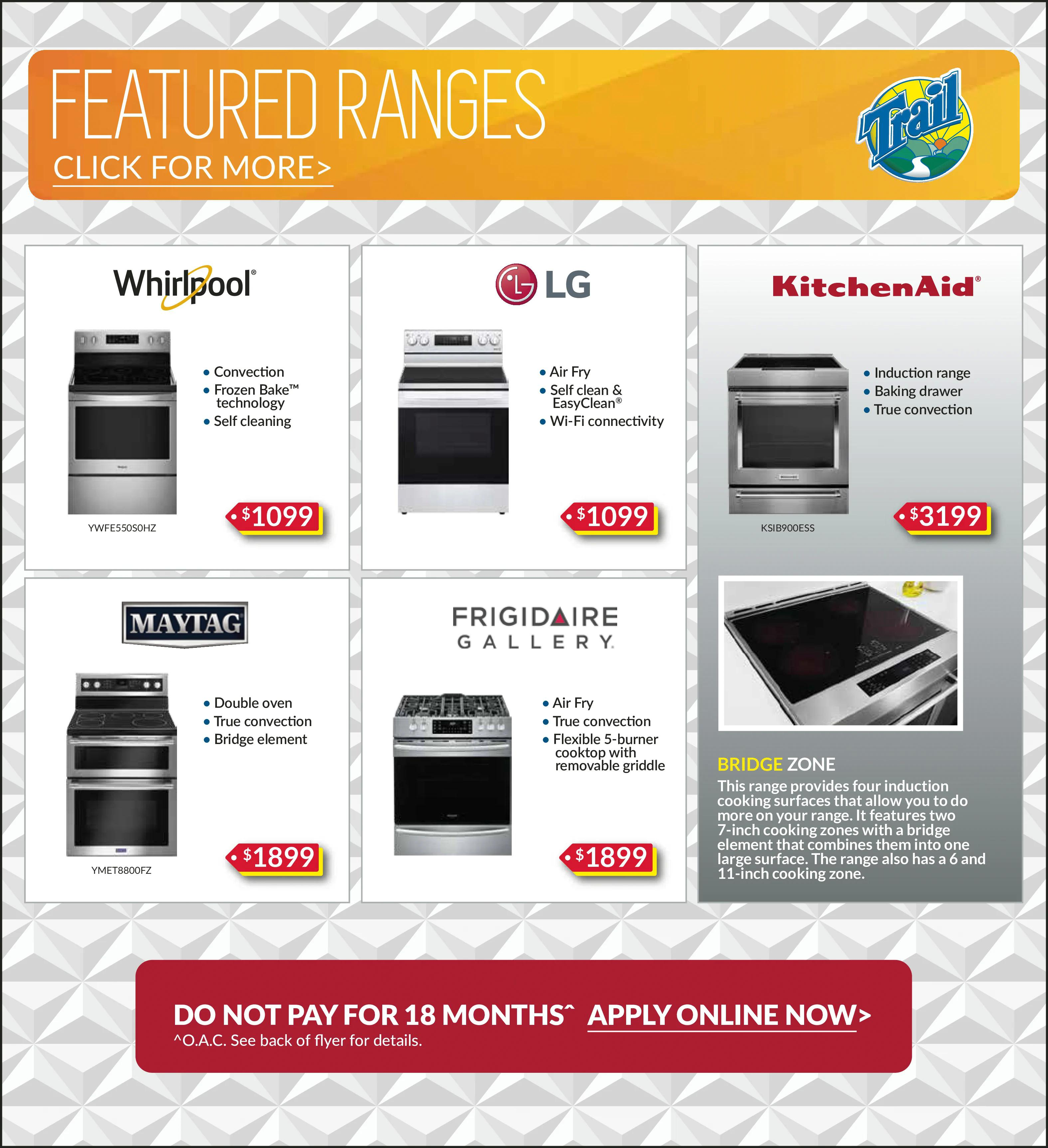 Trail Appliances - Weekly Flyer Specials - Page 4