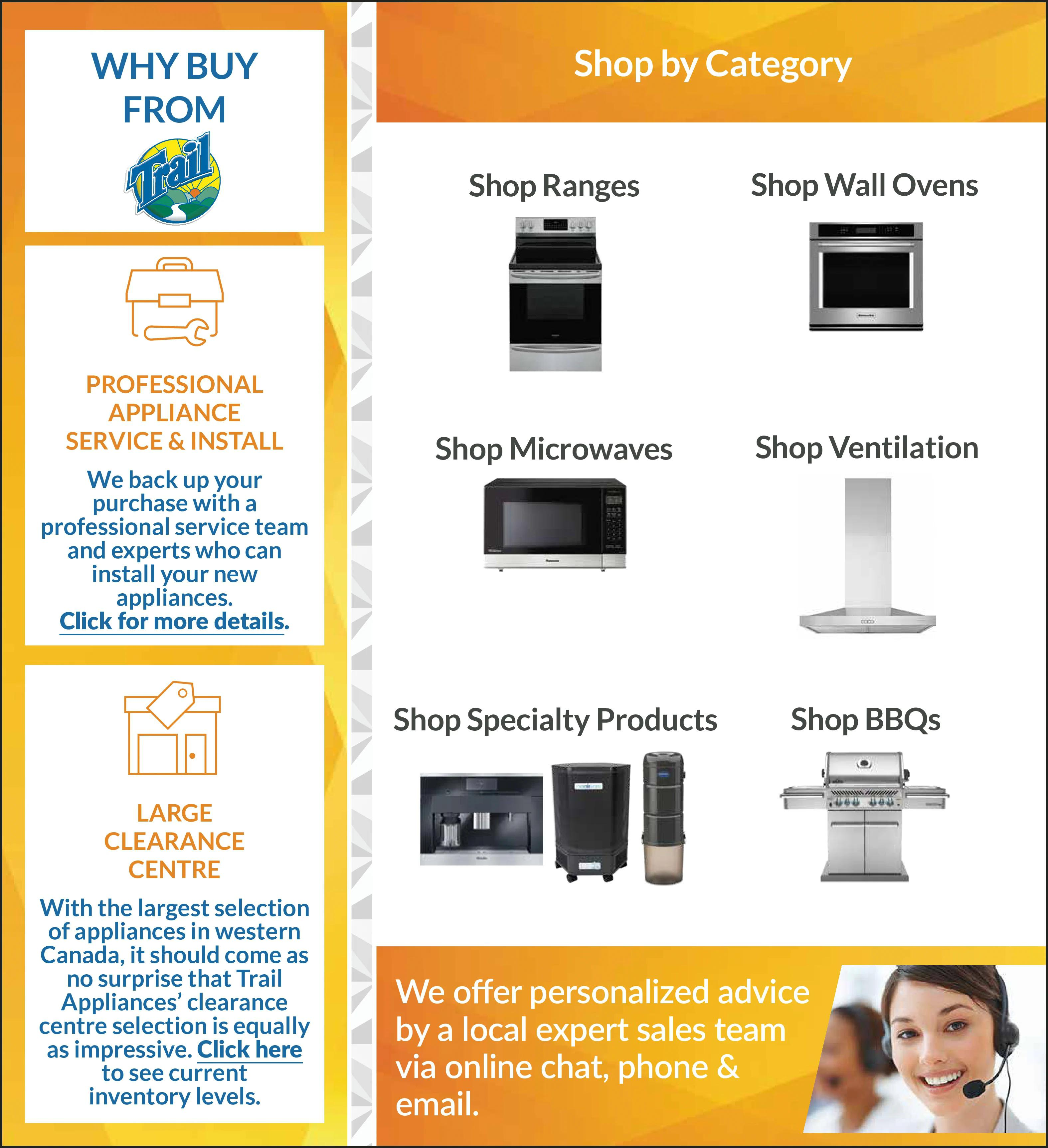 Trail Appliances - Weekly Flyer Specials - Page 6