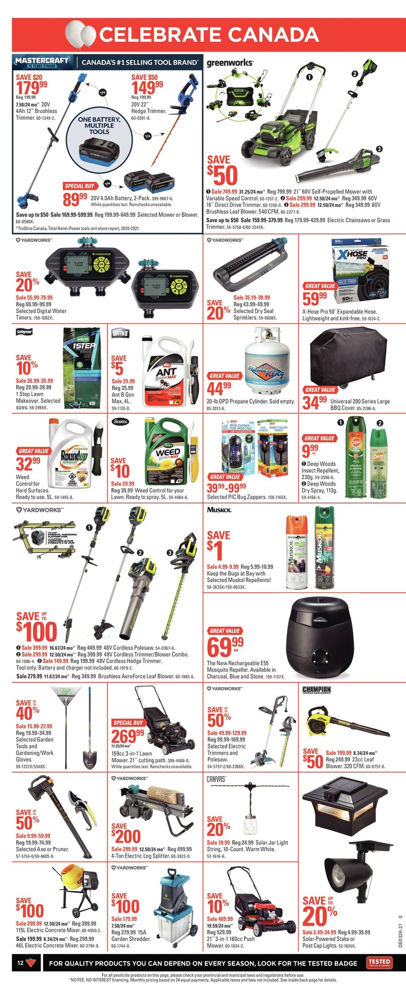 Canadian Tire - Weekly Flyer Specials - Page 18