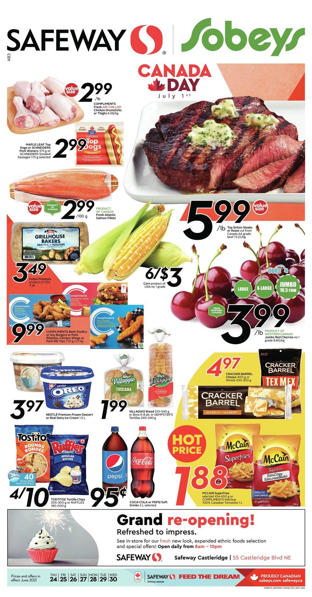 Safeway - Weekly Flyer Specials