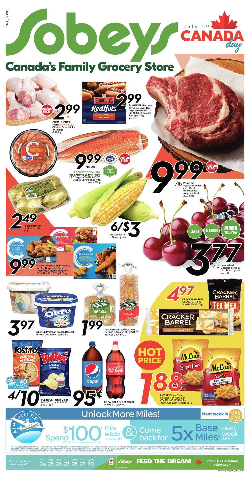 Sobeys - Weekly Flyer Specials