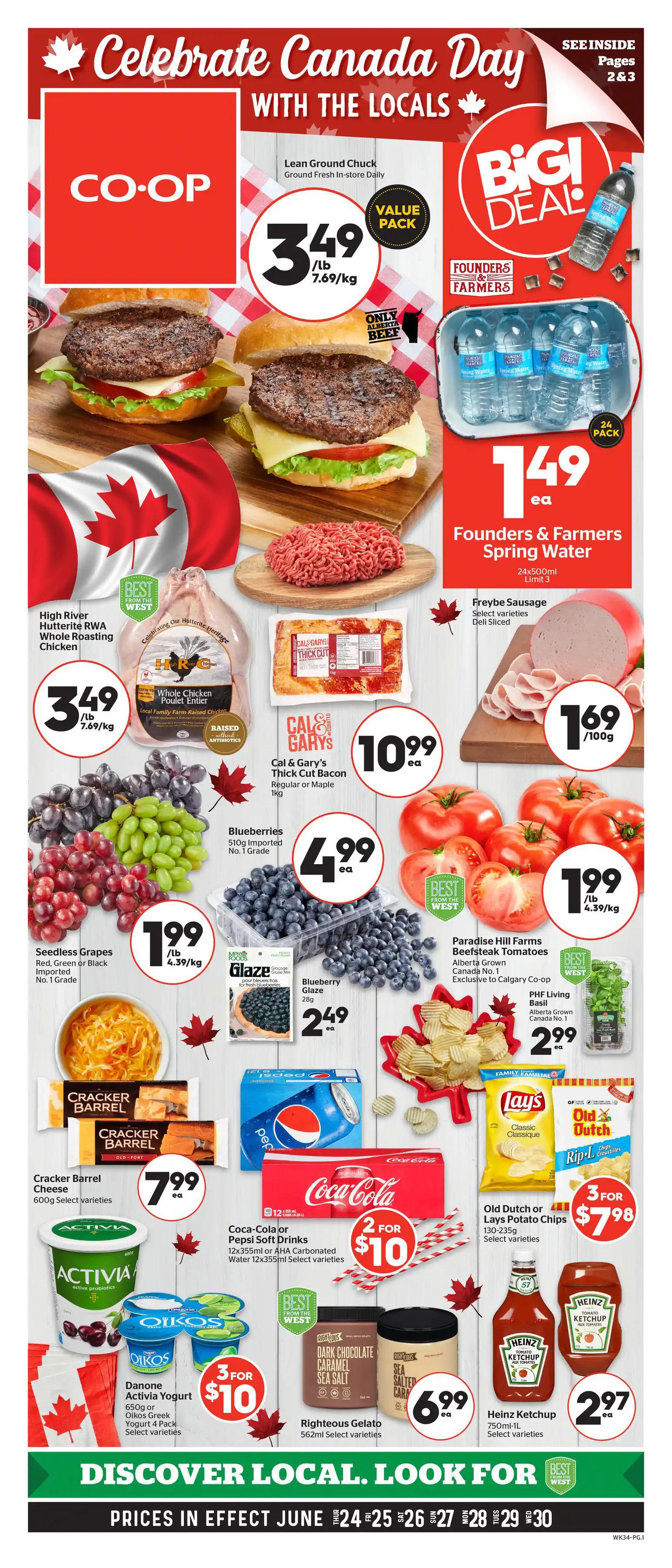 Calgary Co-op - Weekly Flyer Specials