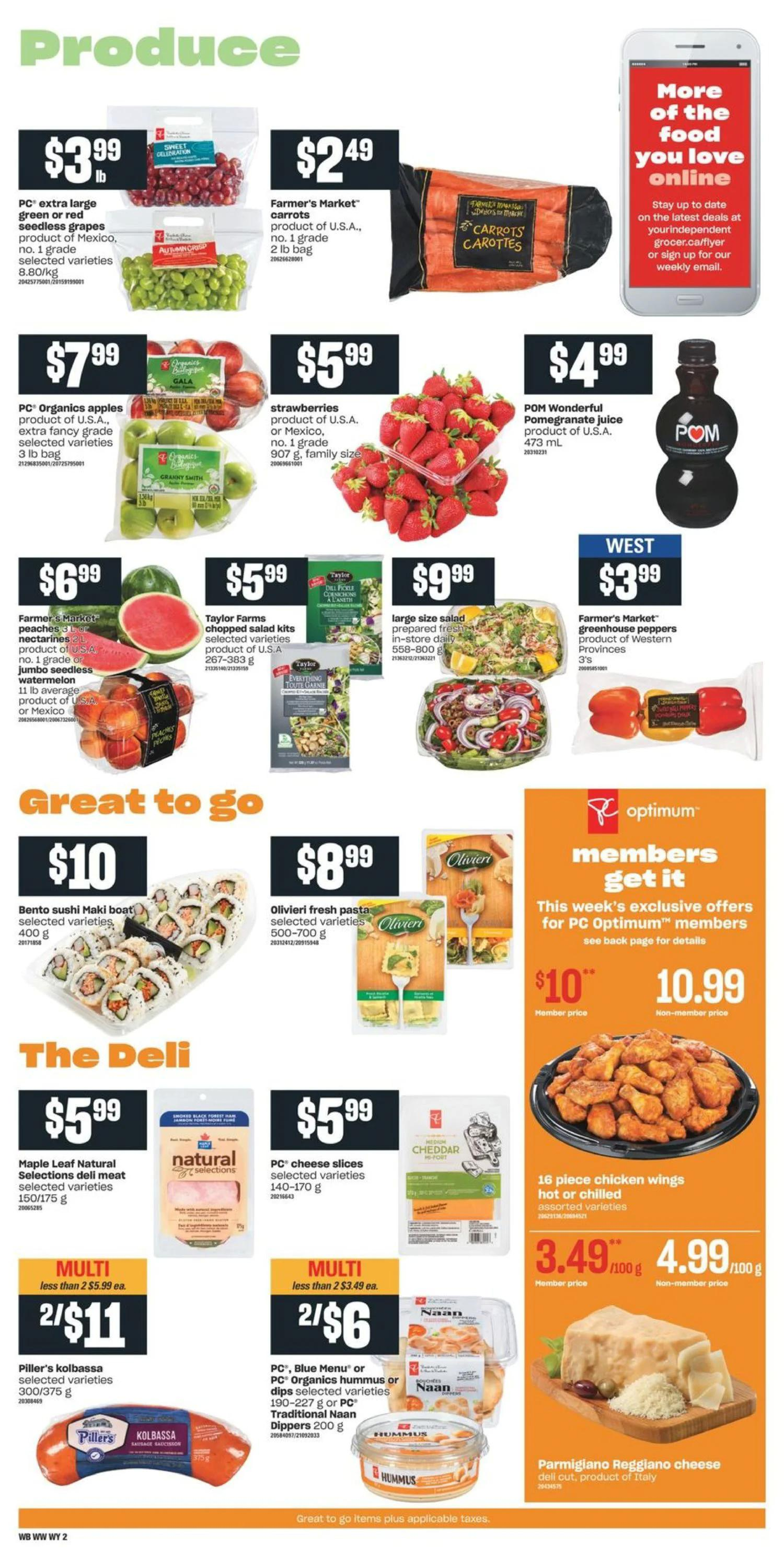 Independent - Weekly Flyer Specials - Page 3
