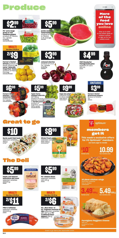 Loblaws - Weekly Flyer Specials - Page 3