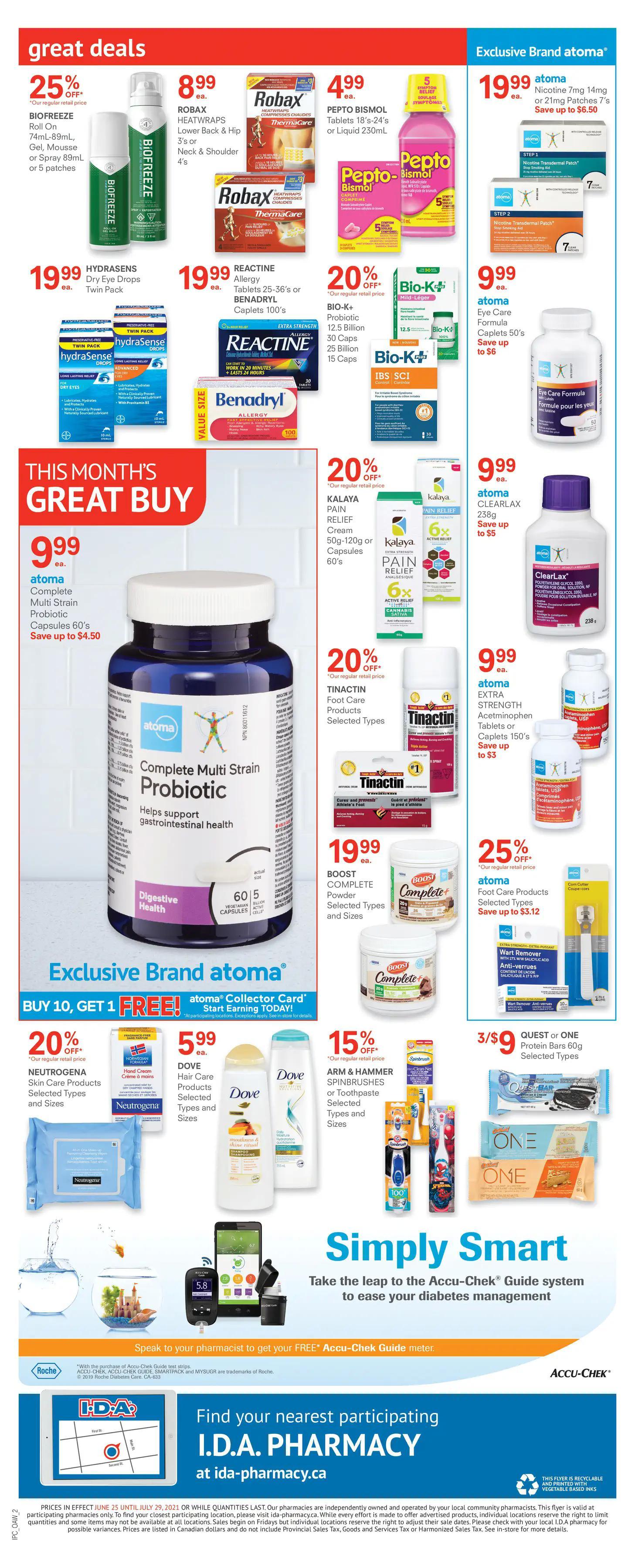 Guardian IDA Pharmacies - Weekly Flyer Specials - Page 3