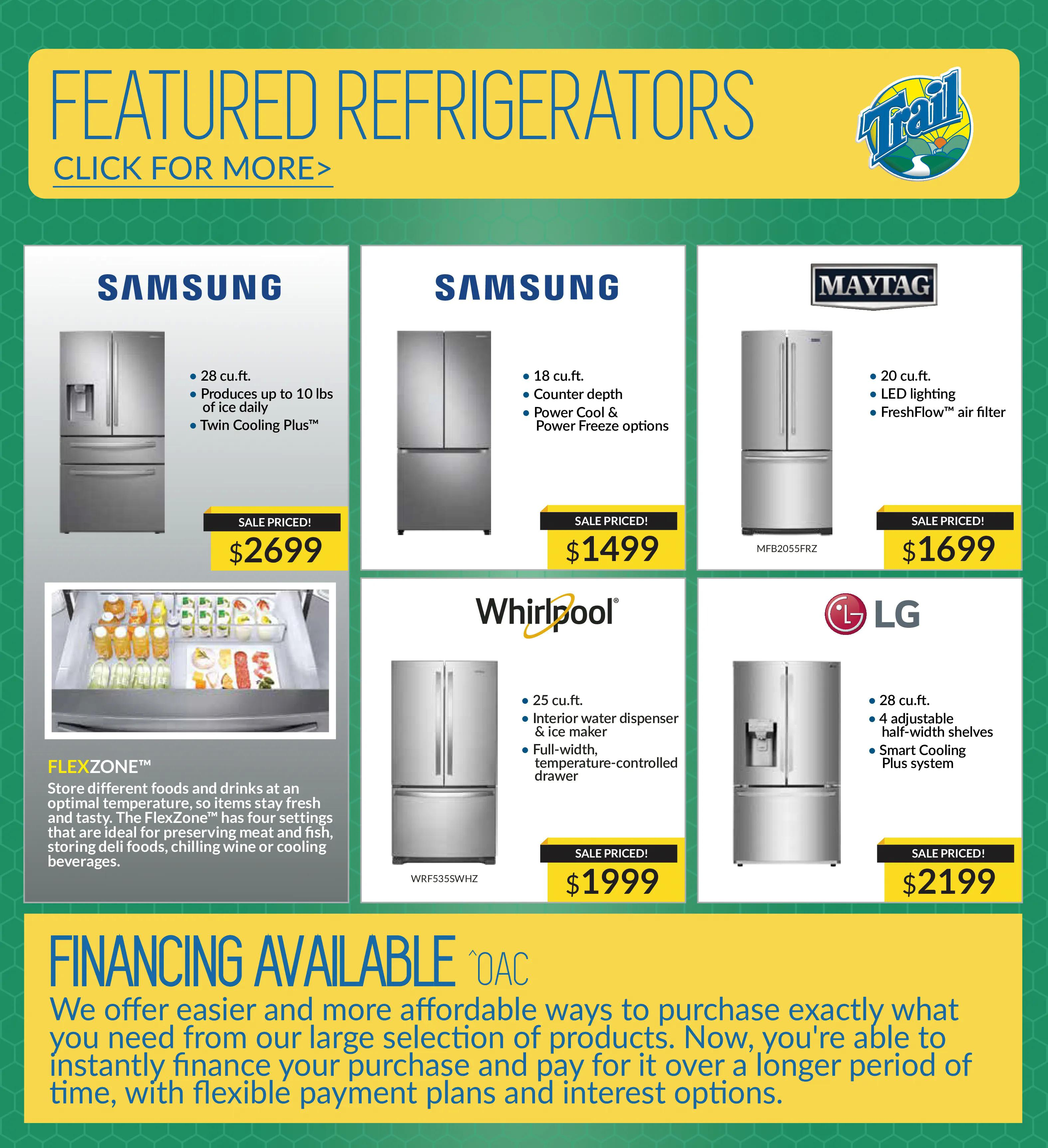 Trail Appliances - Weekly Flyer Specials - Page 2