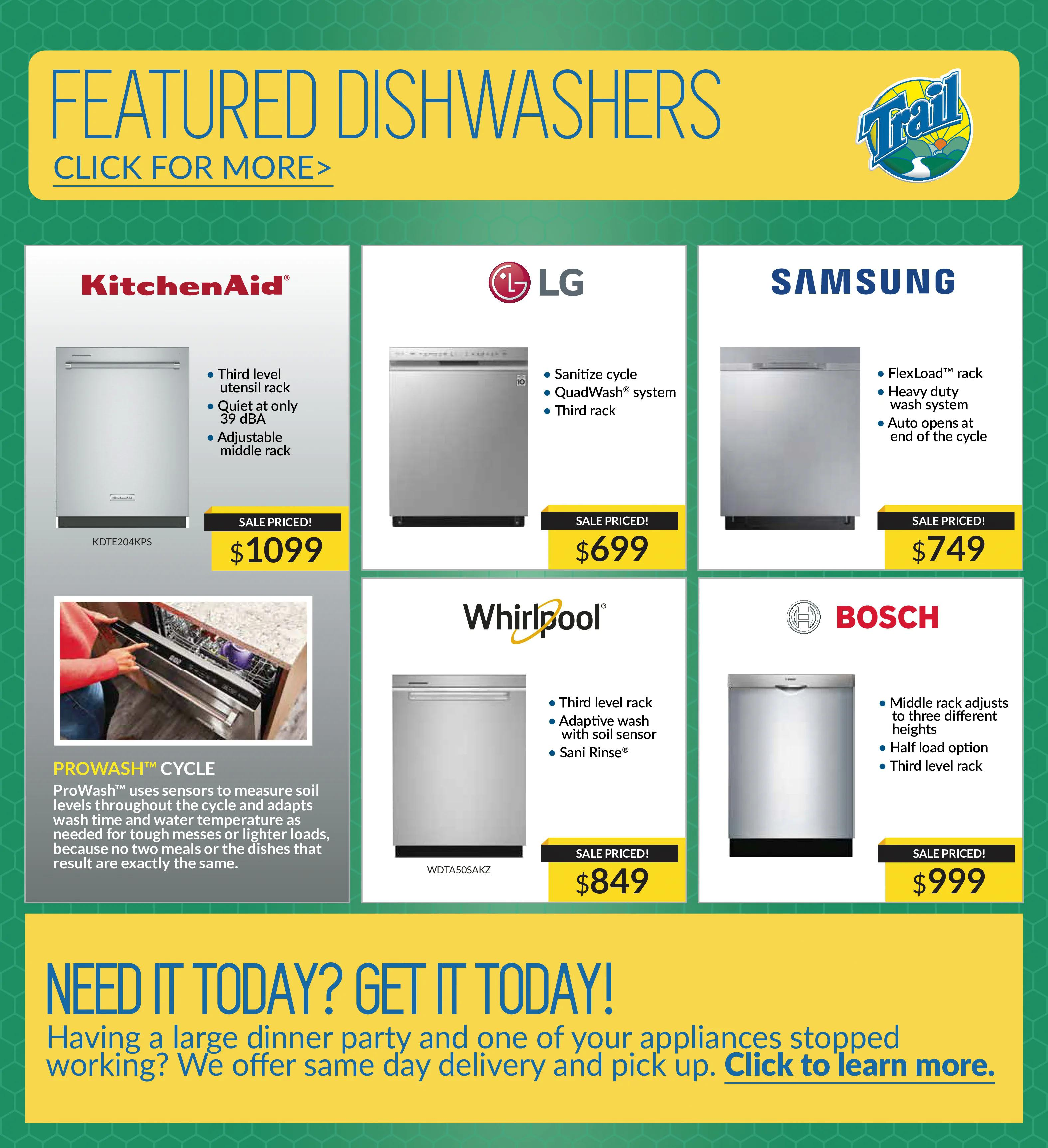 Trail Appliances - Weekly Flyer Specials - Page 5