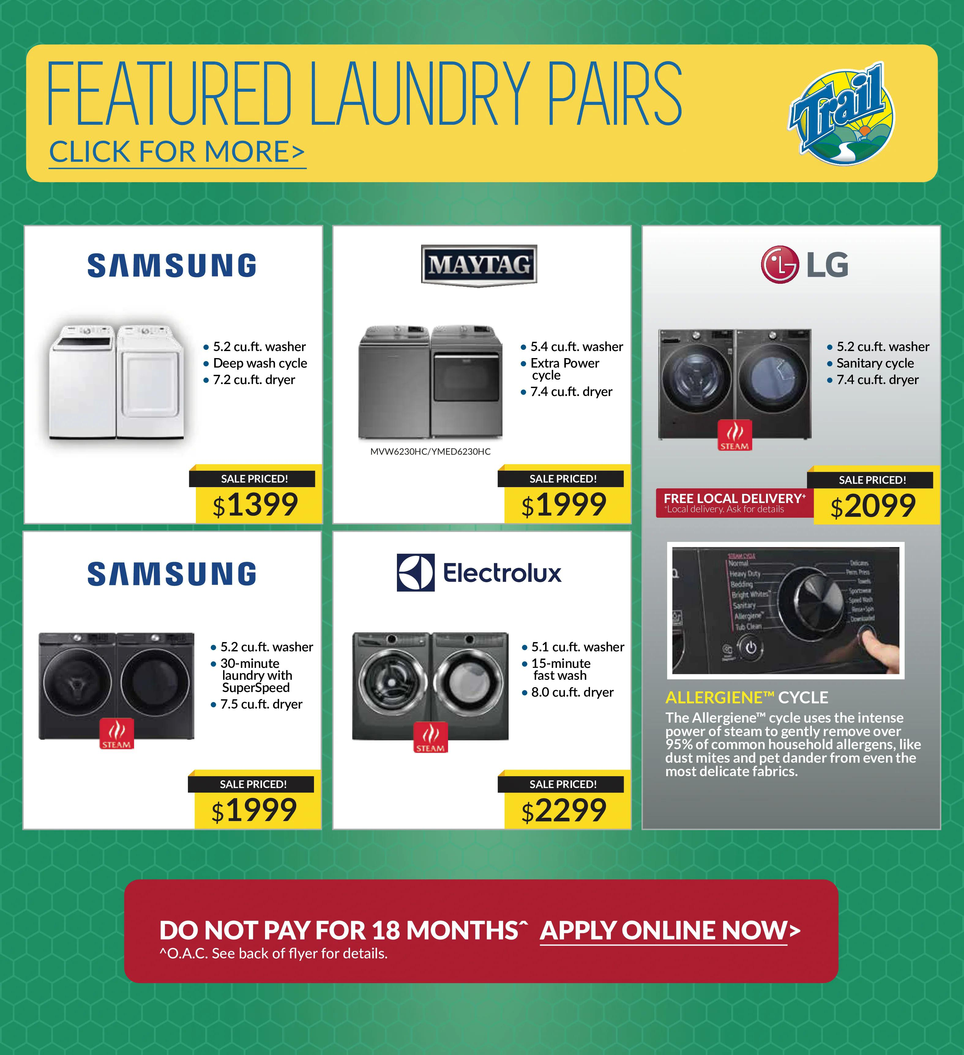 Trail Appliances - Weekly Flyer Specials - Page 7