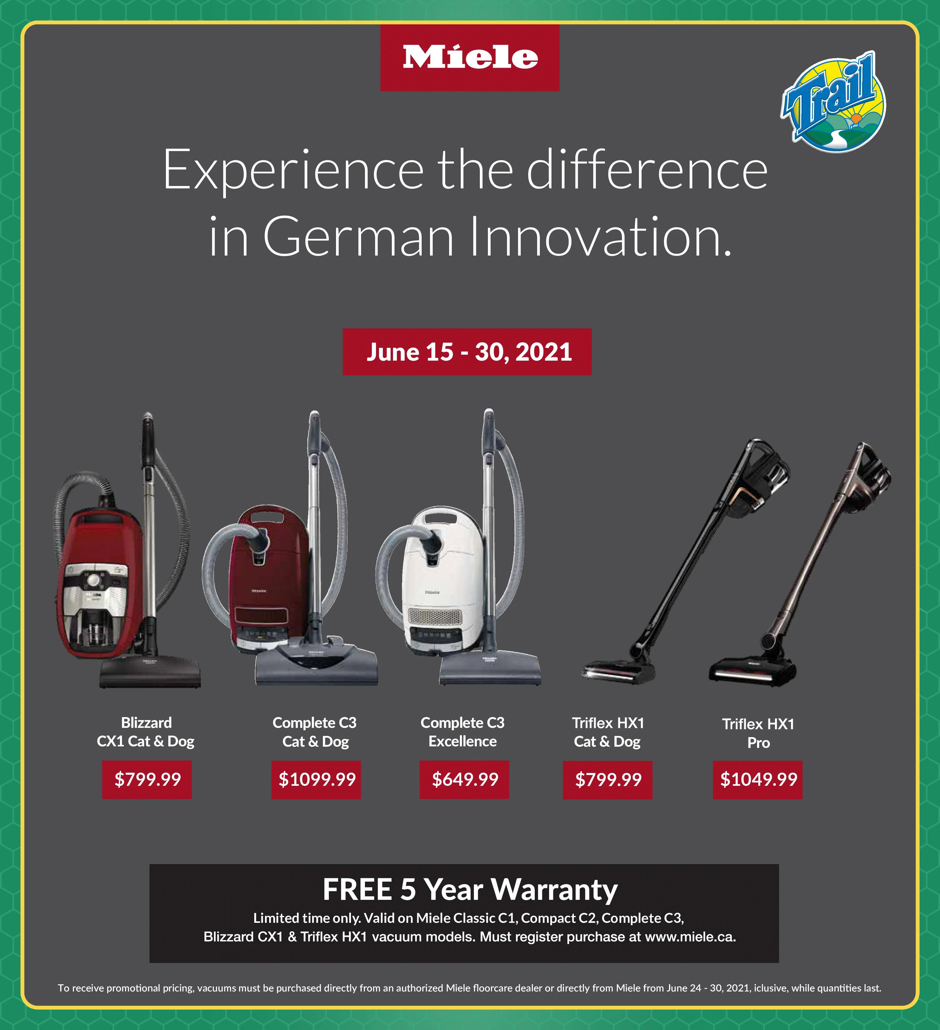 Trail Appliances - Weekly Flyer Specials - Page 8