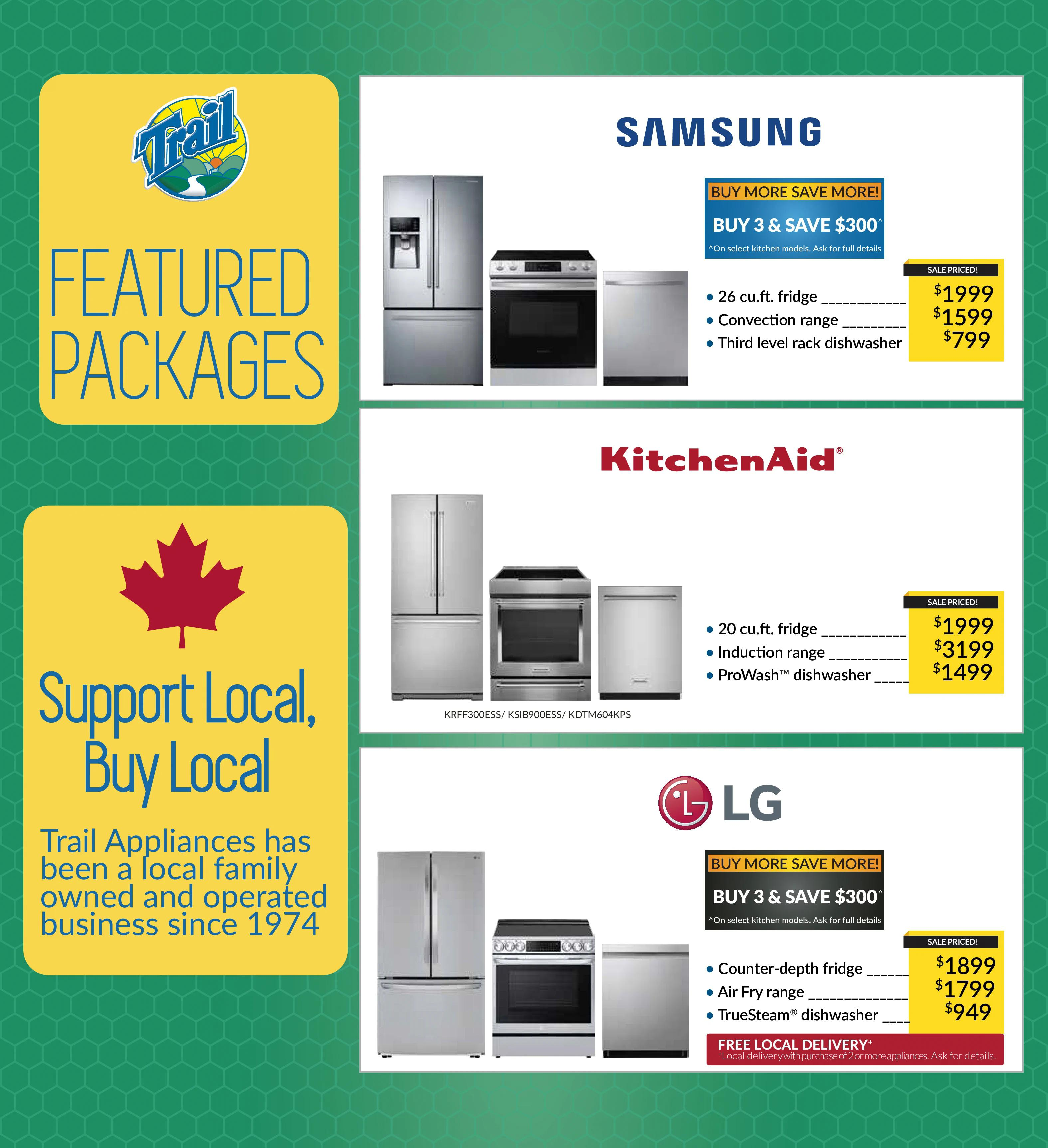 Trail Appliances - Weekly Flyer Specials - Page 9