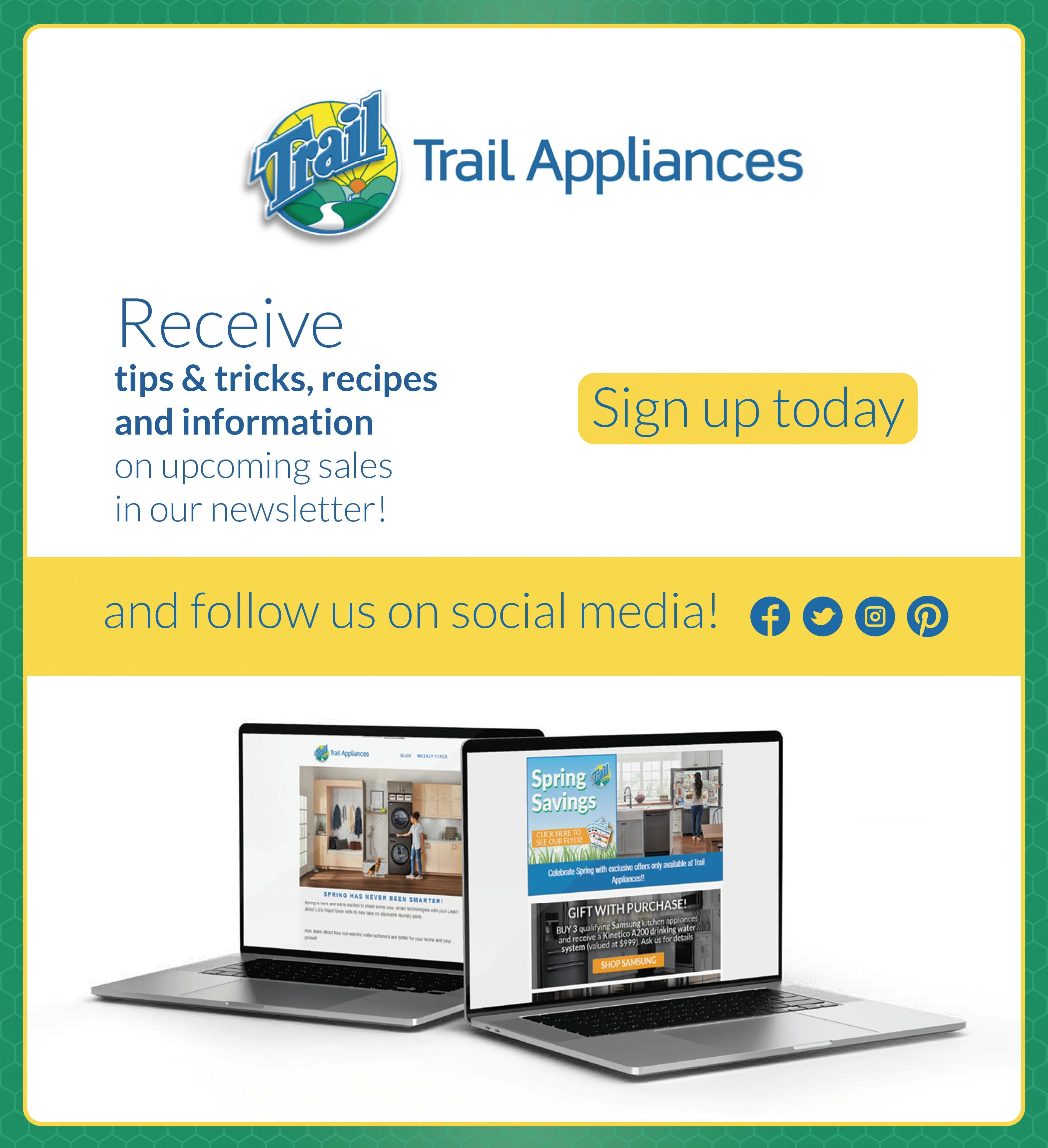 Trail Appliances - Weekly Flyer Specials - Page 11