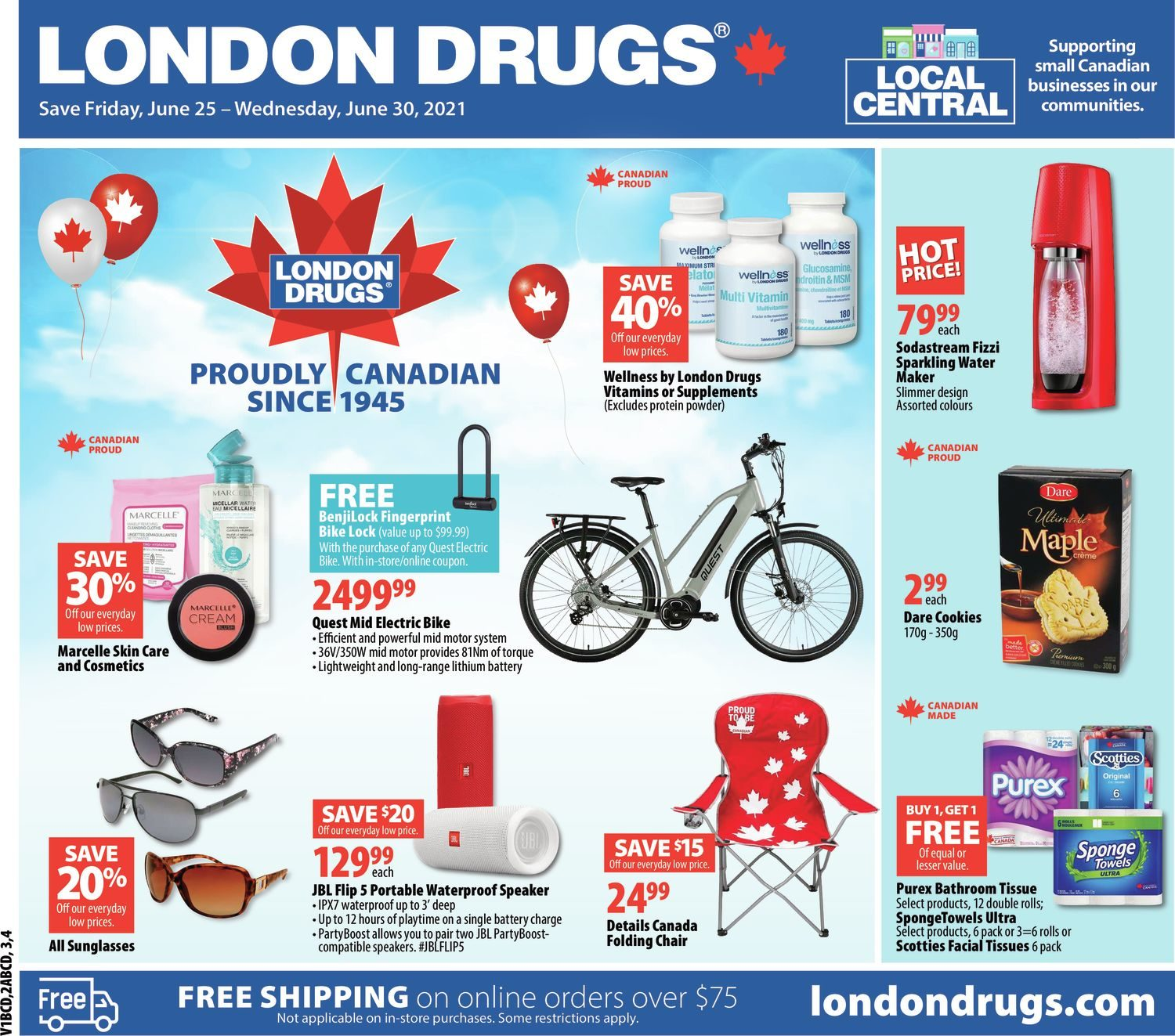 London Drugs - Weekly Flyer Specials