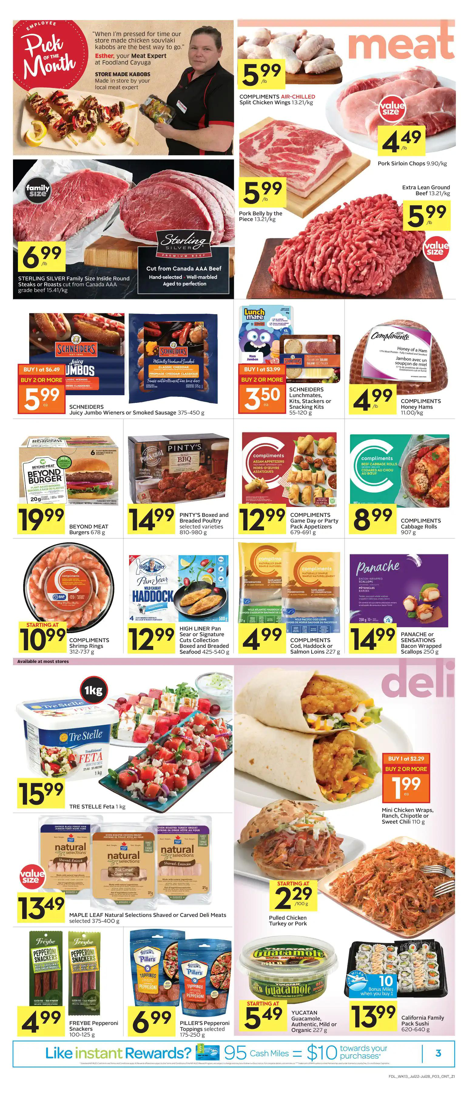 Foodland Flyer from july 22 to 28 2021 - Page 4