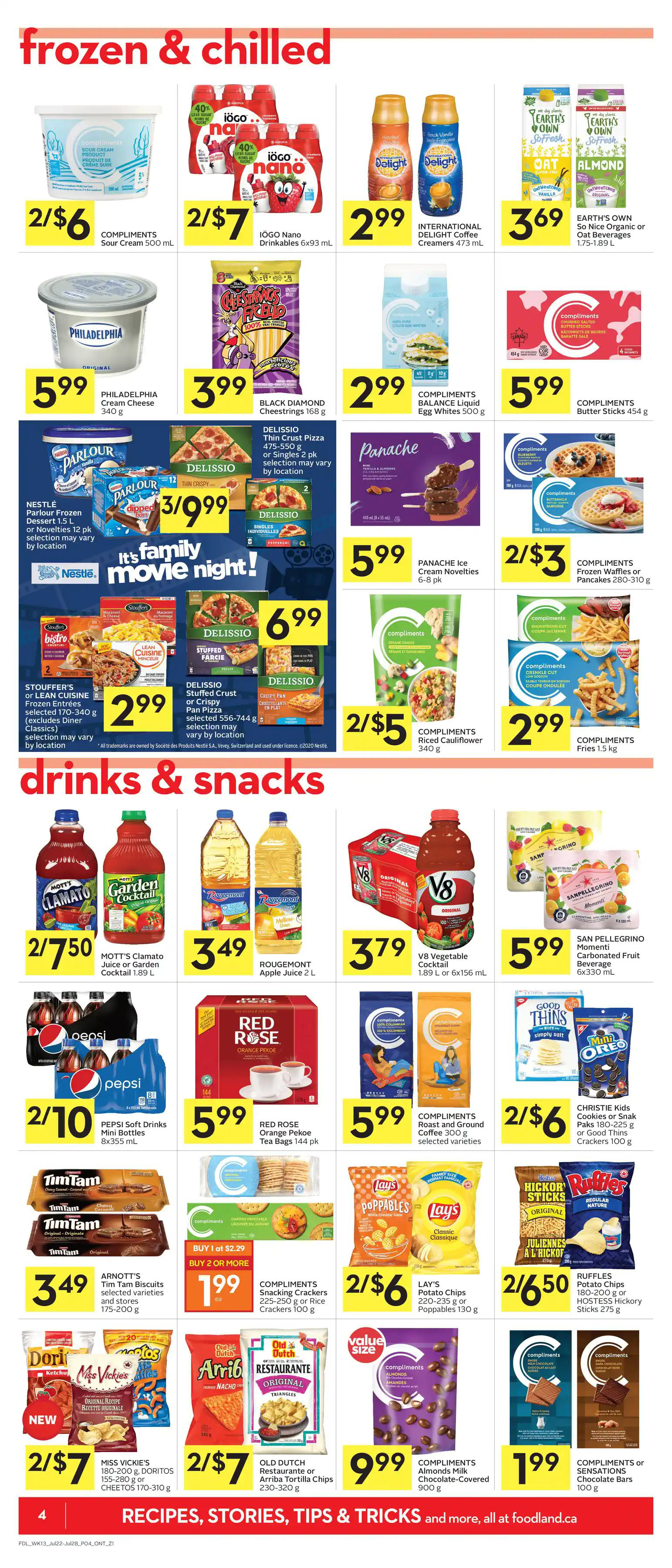 Foodland Flyer from july 22 to 28 2021 - Page 5