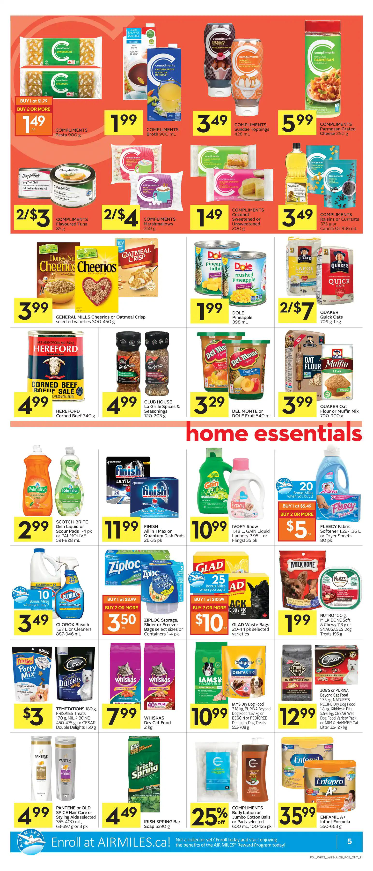 Foodland Flyer from july 22 to 28 2021 - Page 6