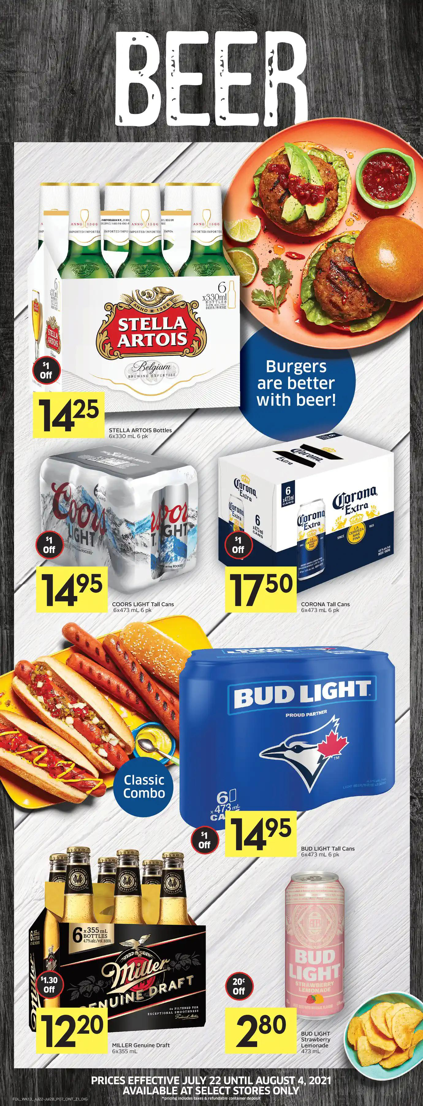 Foodland Flyer from july 22 to 28 2021 - Page 8