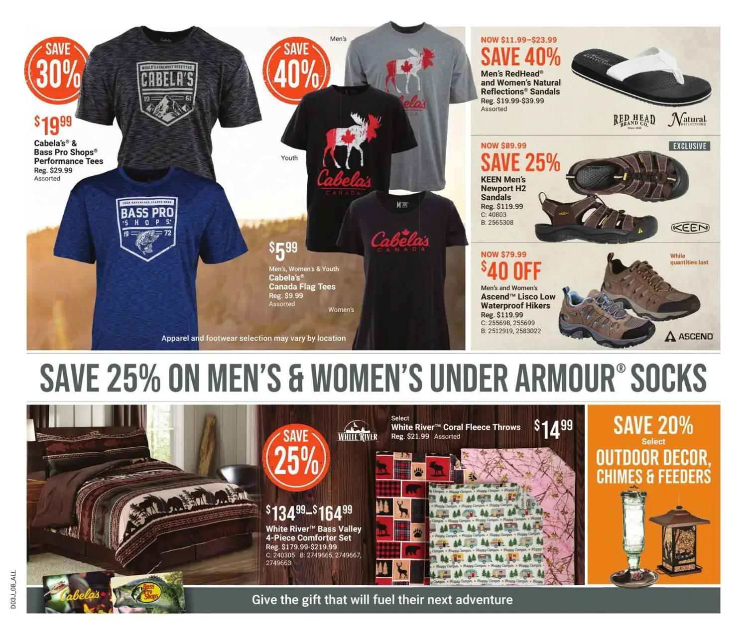 Bass Pro Shops Flyer from july 22 to august 4 2021 - Page 8