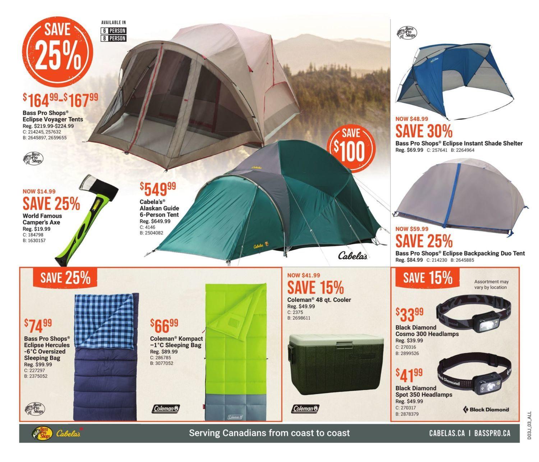 Cabela's - 2 Weeks of Savings - Summer Sale - Page 3