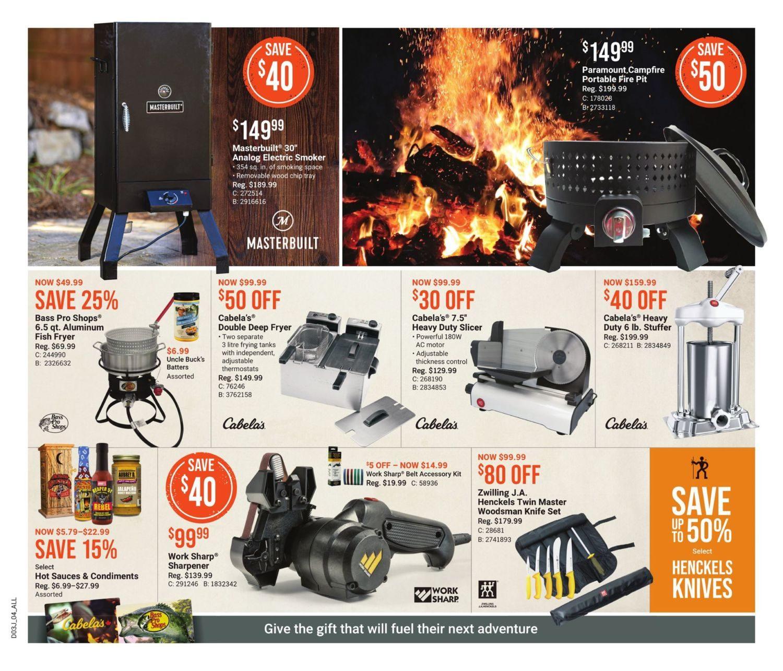 Cabela's - 2 Weeks of Savings - Summer Sale - Page 4