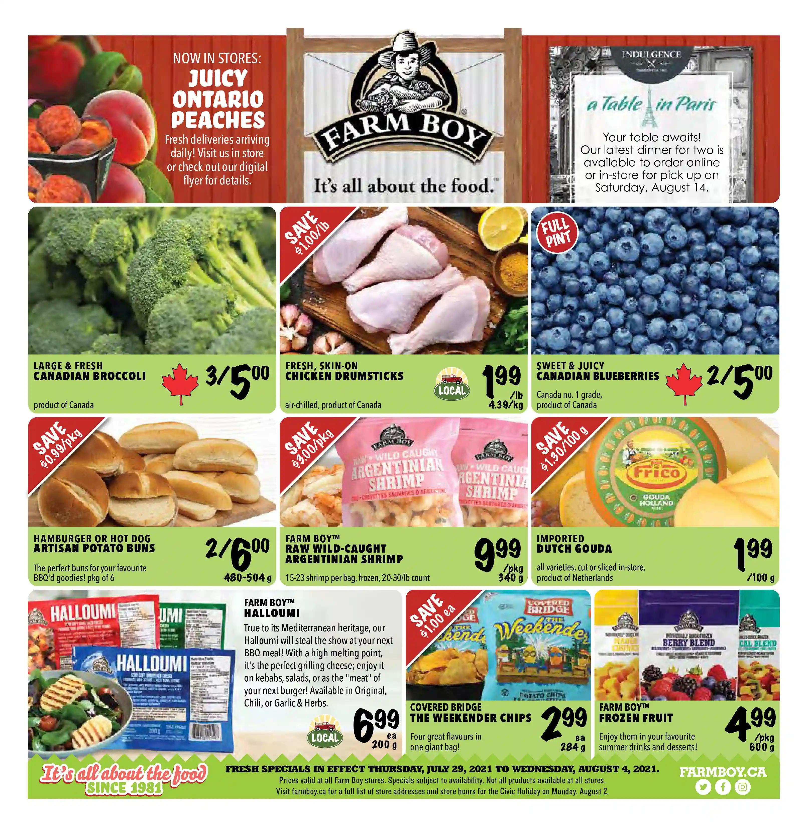 Farm Boy - Weekly Flyer Specials