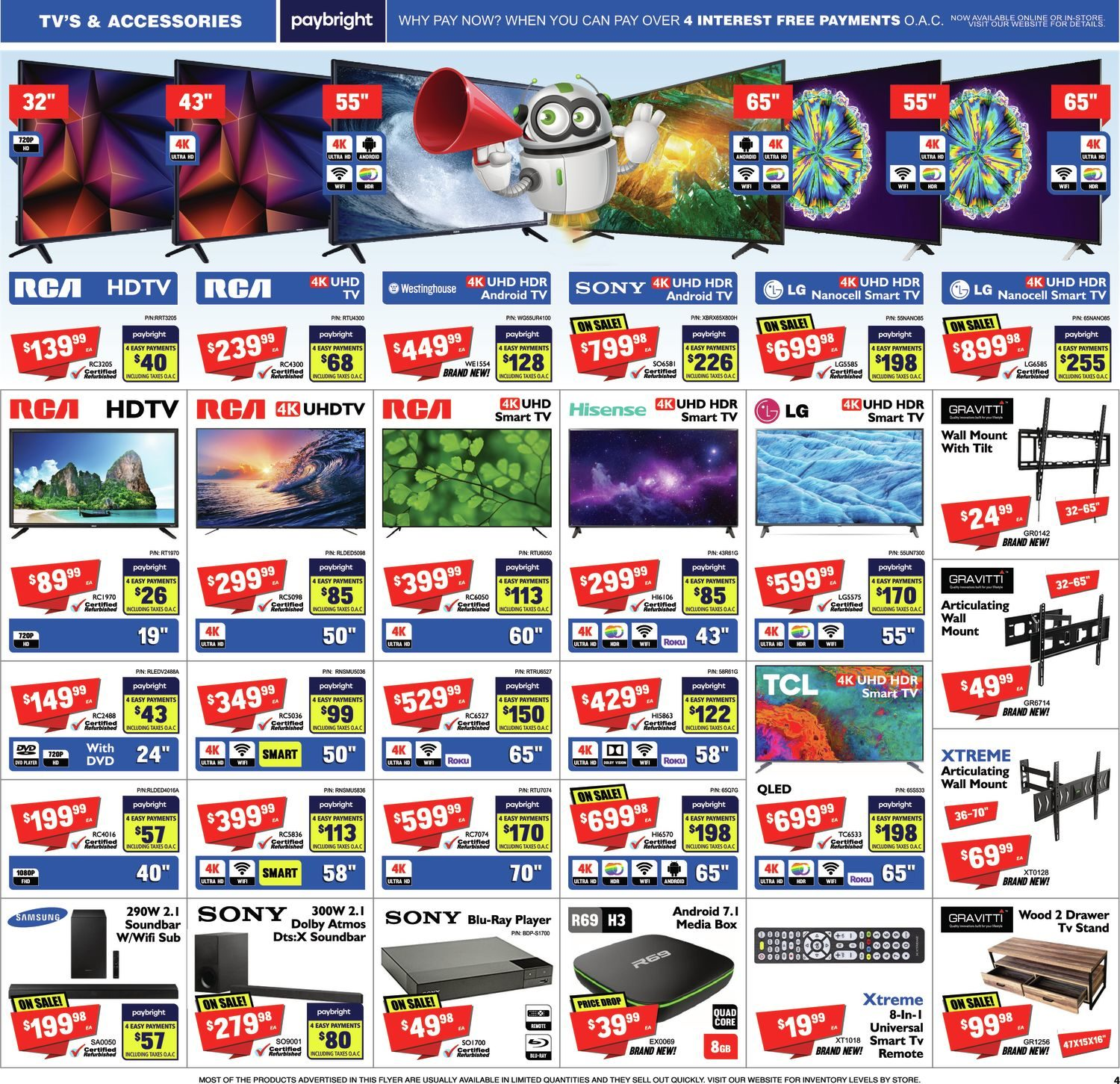 FactoryDirect - Massive Inventory Blowout! - Page 4