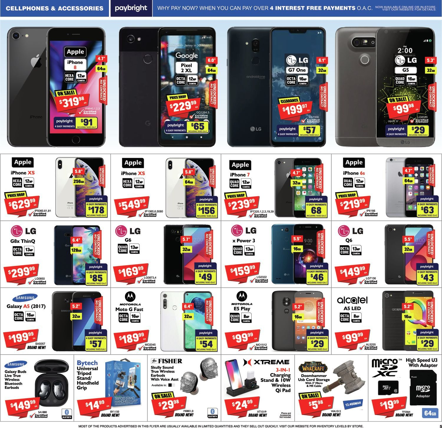 FactoryDirect - Massive Inventory Blowout! - Page 5