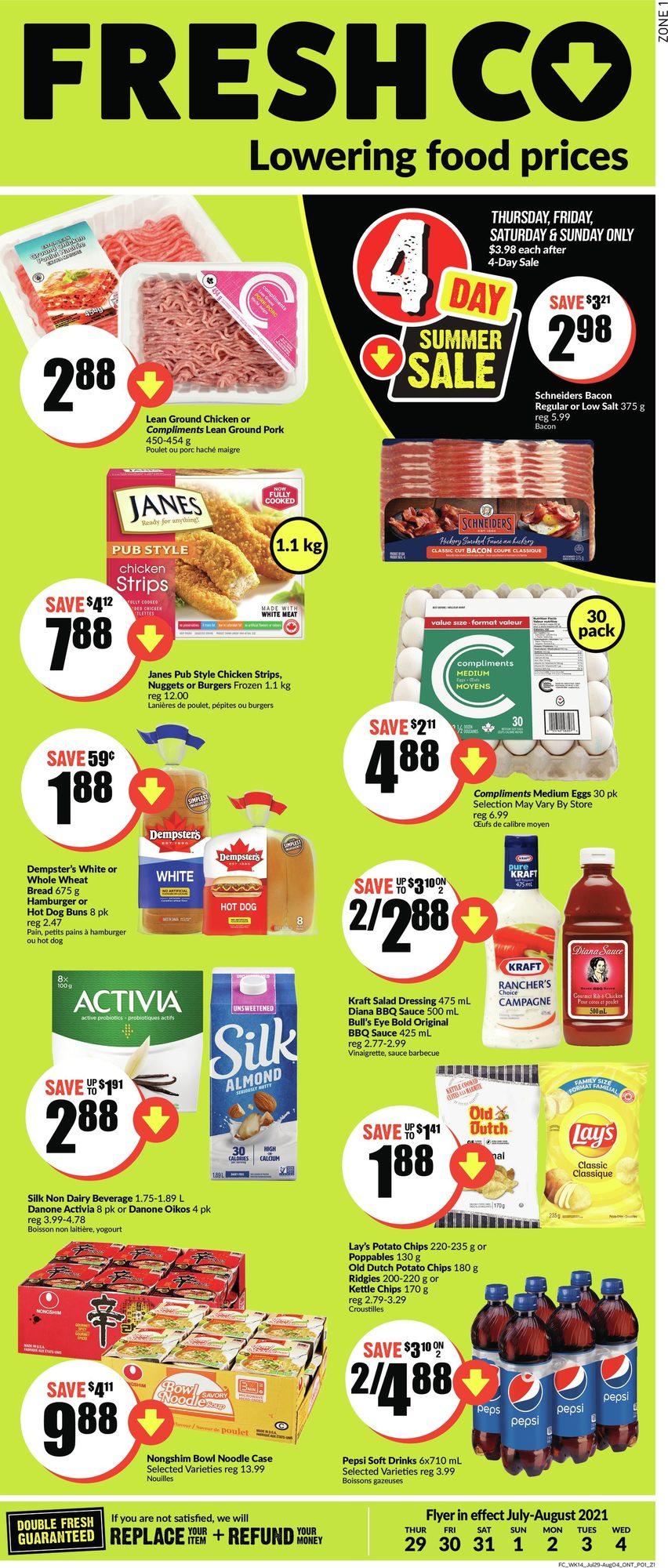 FreshCo - Weekly Flyer Specials