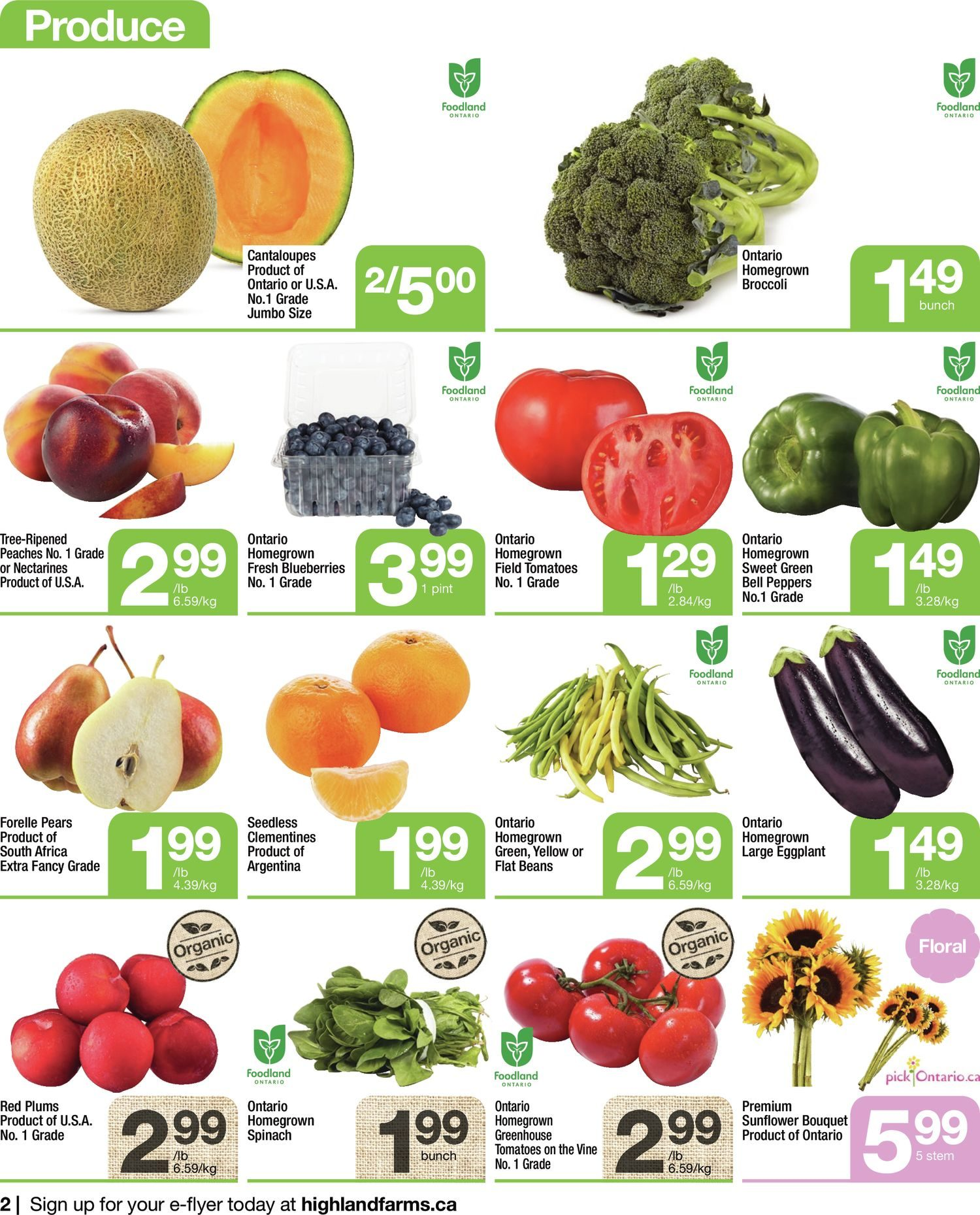 Highland Farms - Weekly Flyer Specials - Page 2