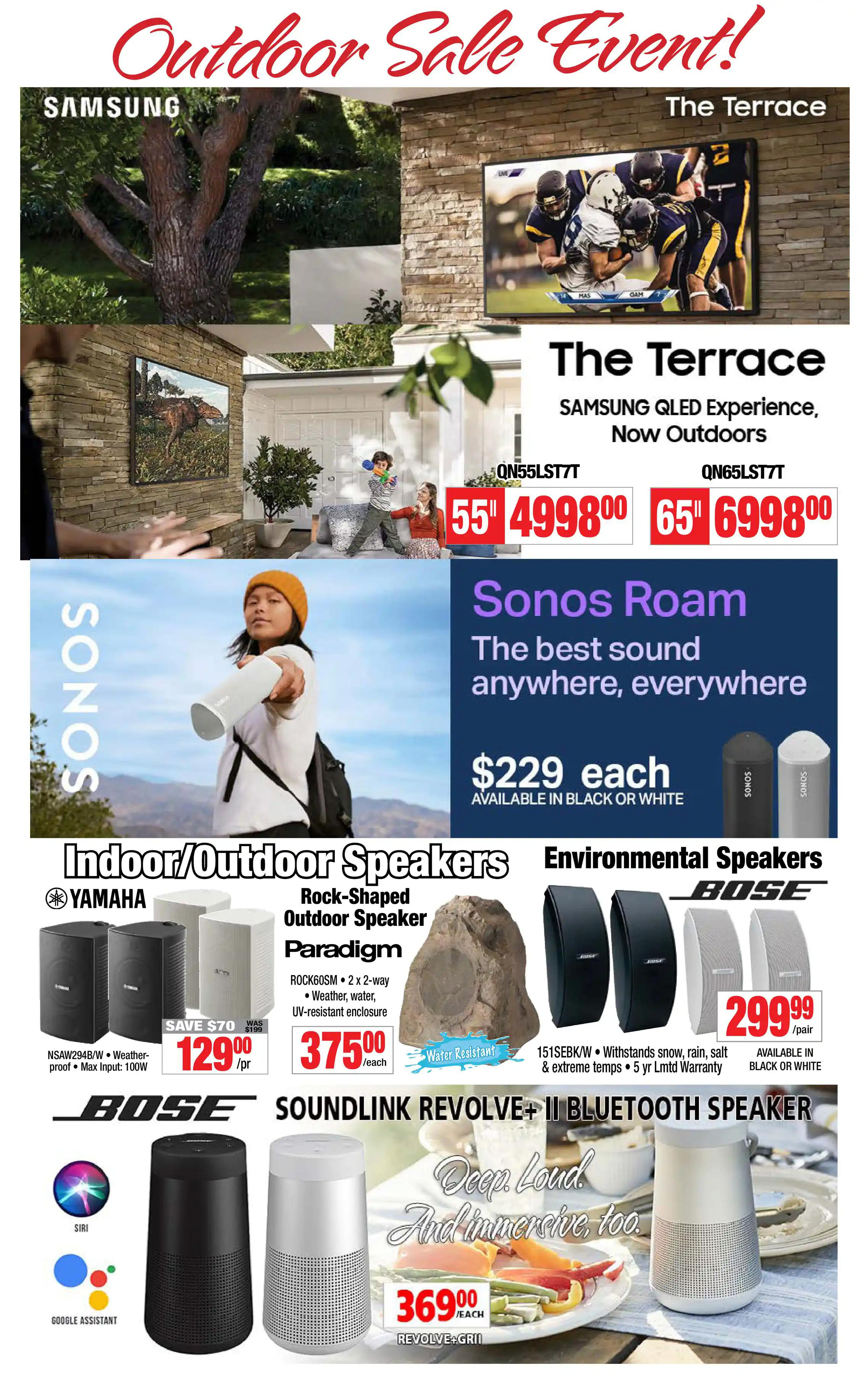 2001 Audio Video - Weekly Flyer Specials - Page 8