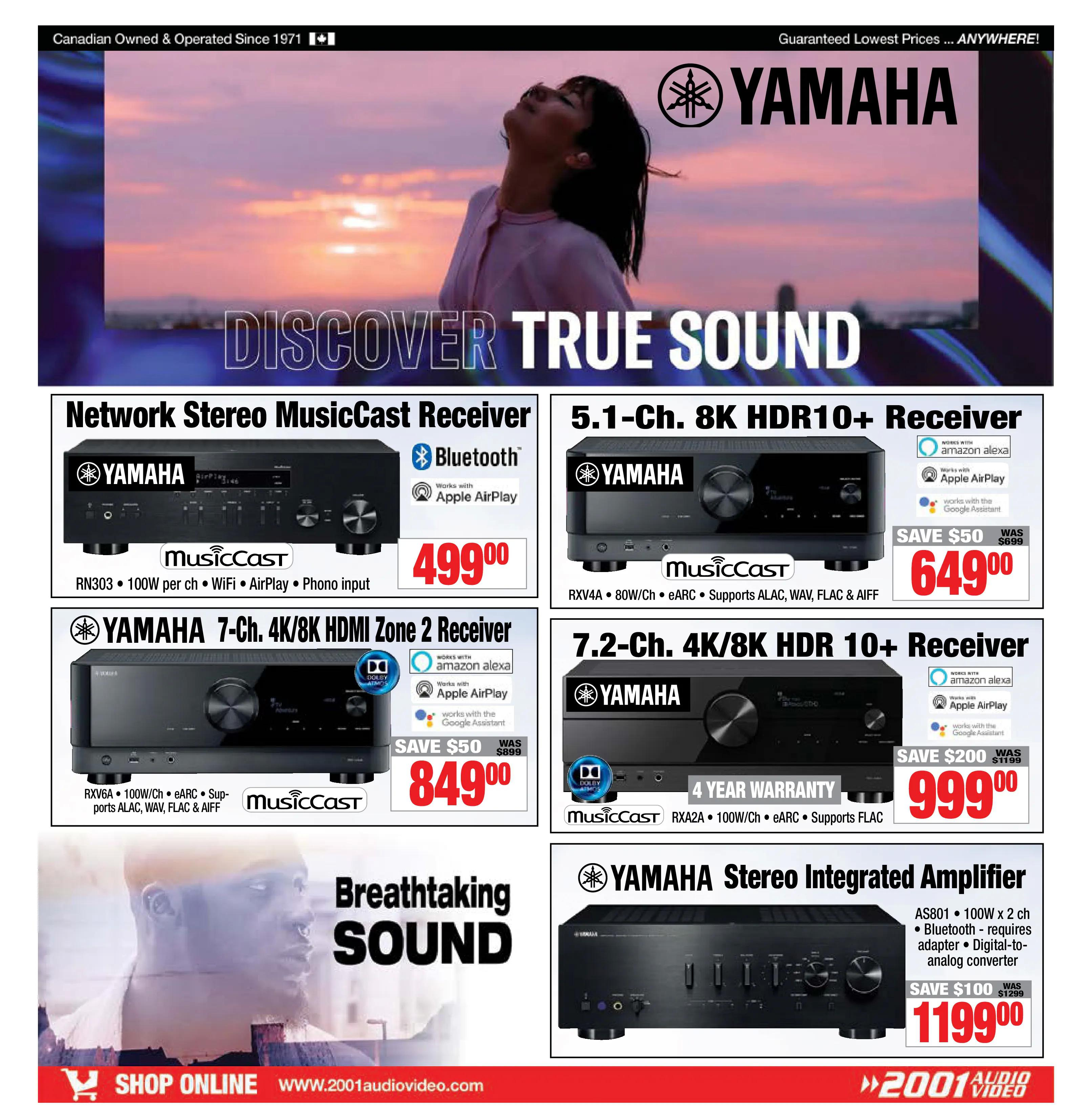 2001 Audio Video - Weekly Flyer Specials - Page 11