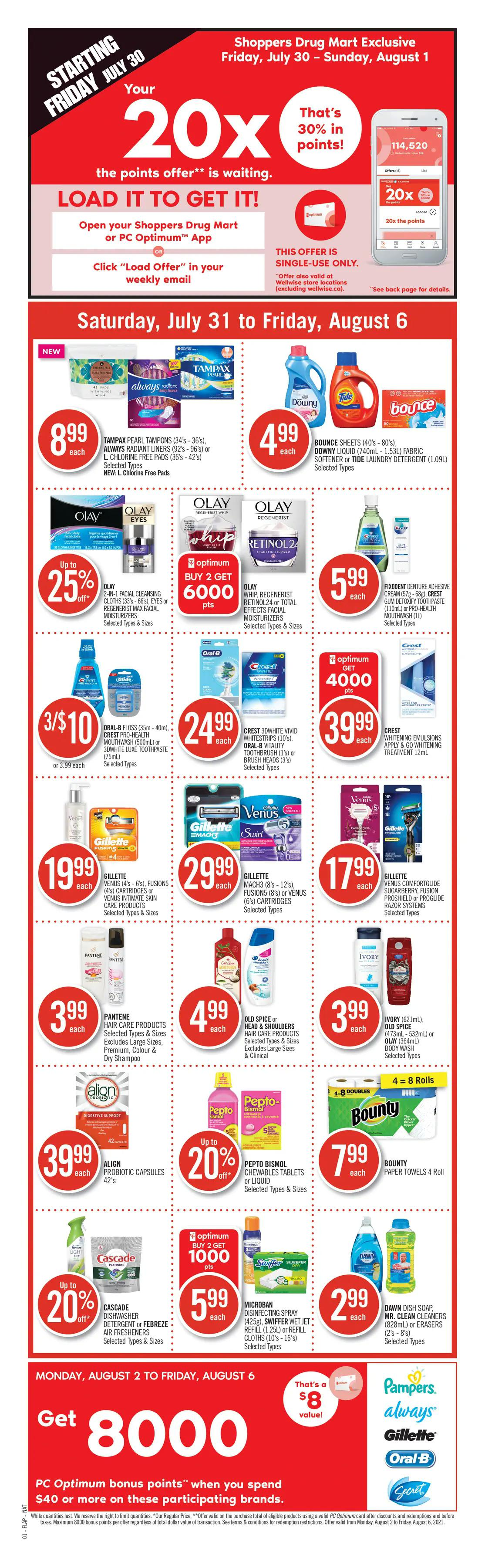 Shoppers Drug Mart - Weekly Flyer Specials - Page 1