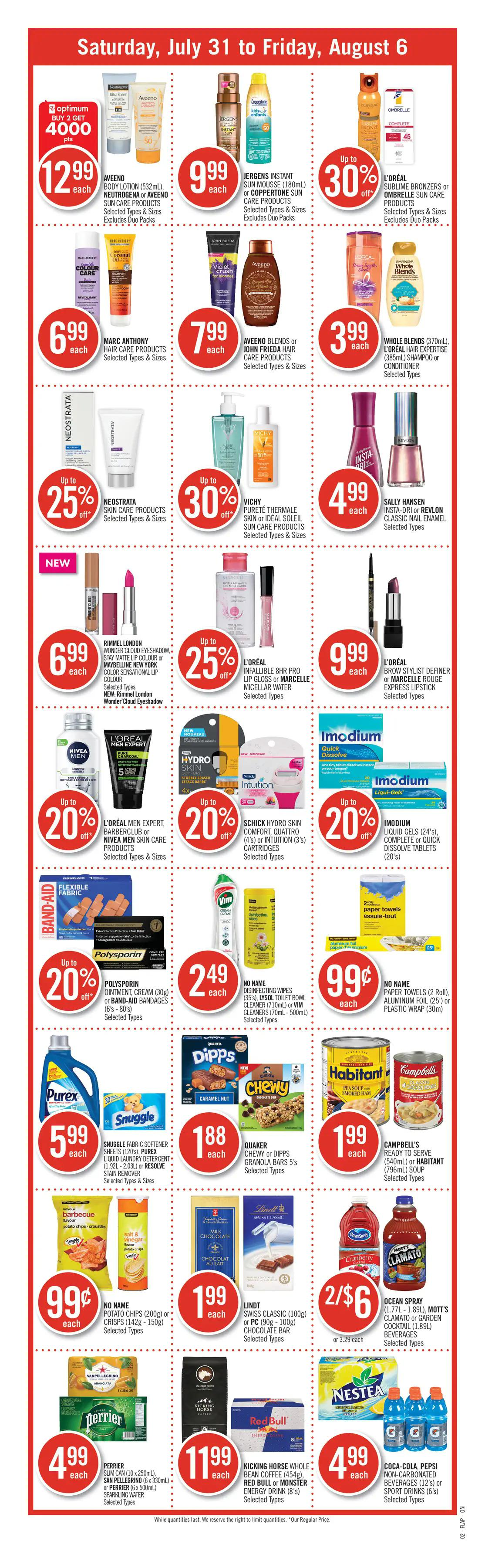Shoppers Drug Mart - Weekly Flyer Specials - Page 2
