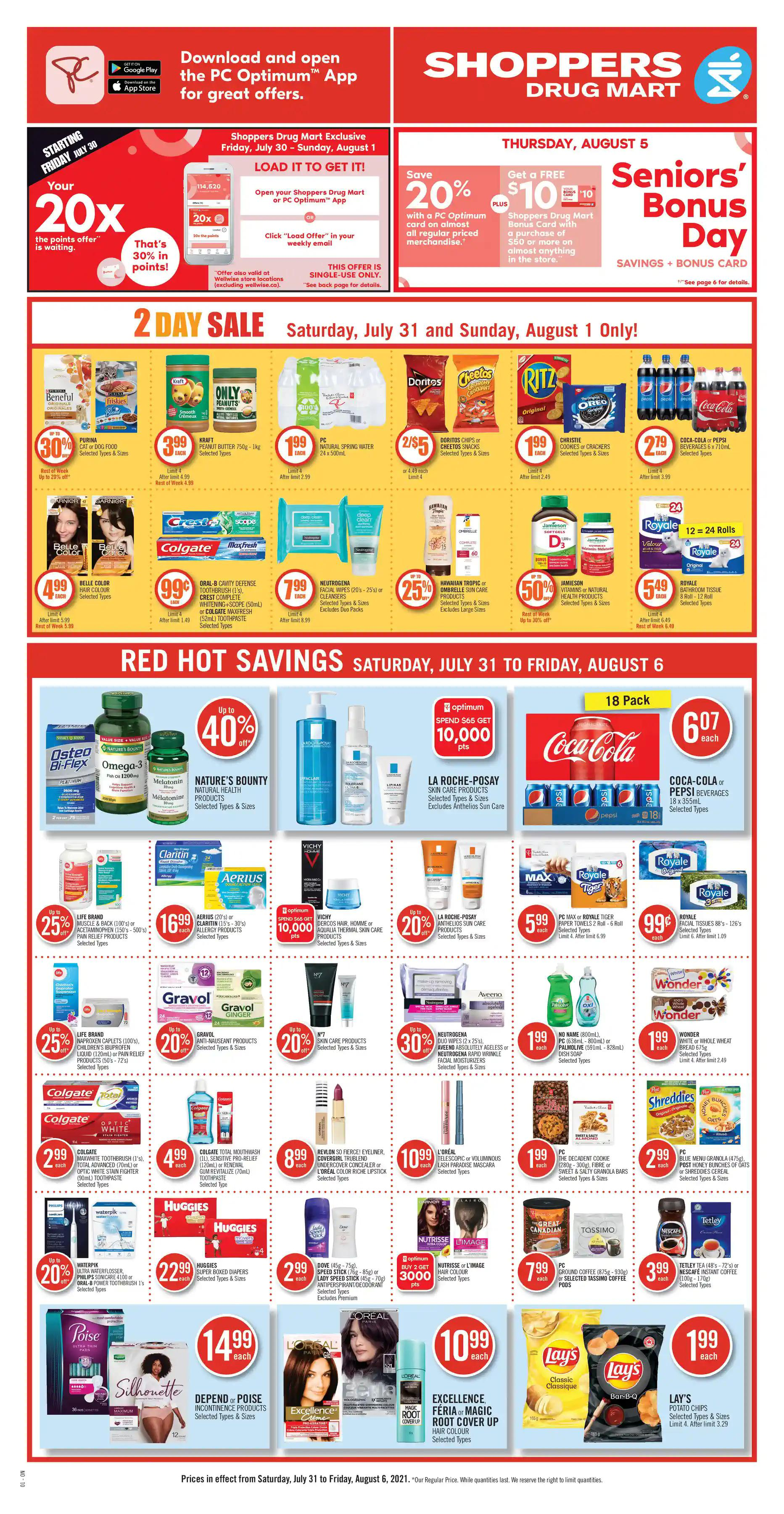 Shoppers Drug Mart - Weekly Flyer Specials