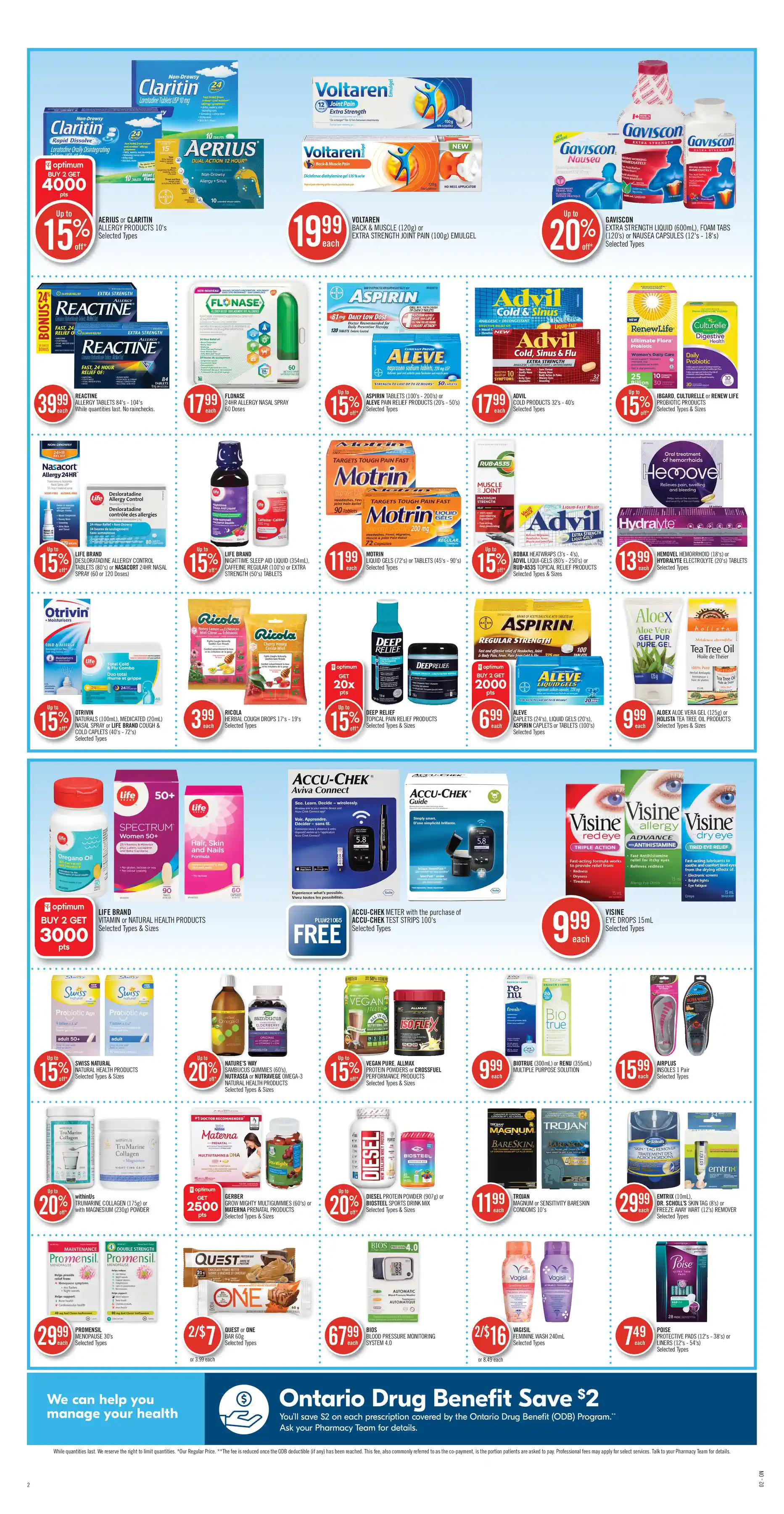 Shoppers Drug Mart - Weekly Flyer Specials - Page 4