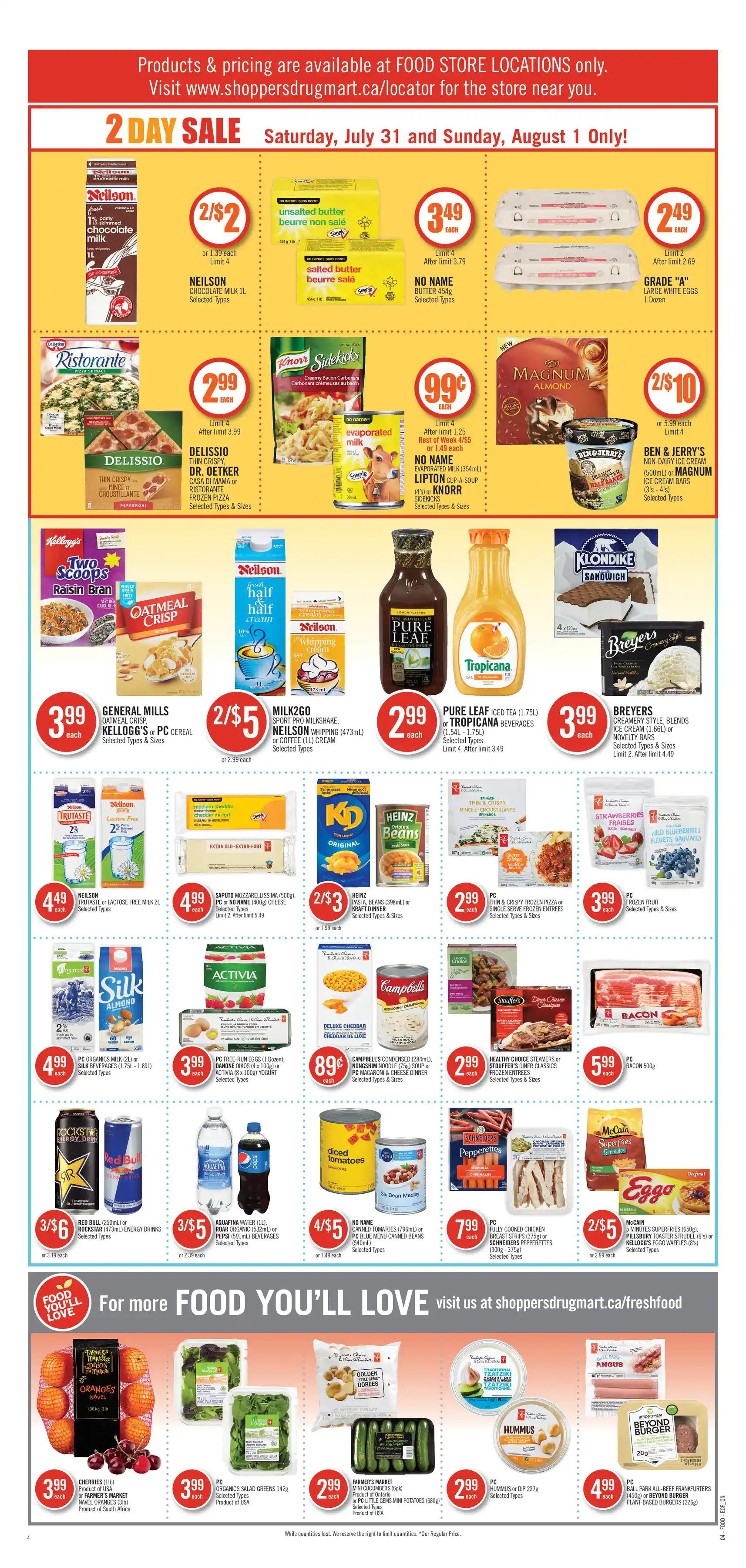 Shoppers Drug Mart - Weekly Flyer Specials - Page 7