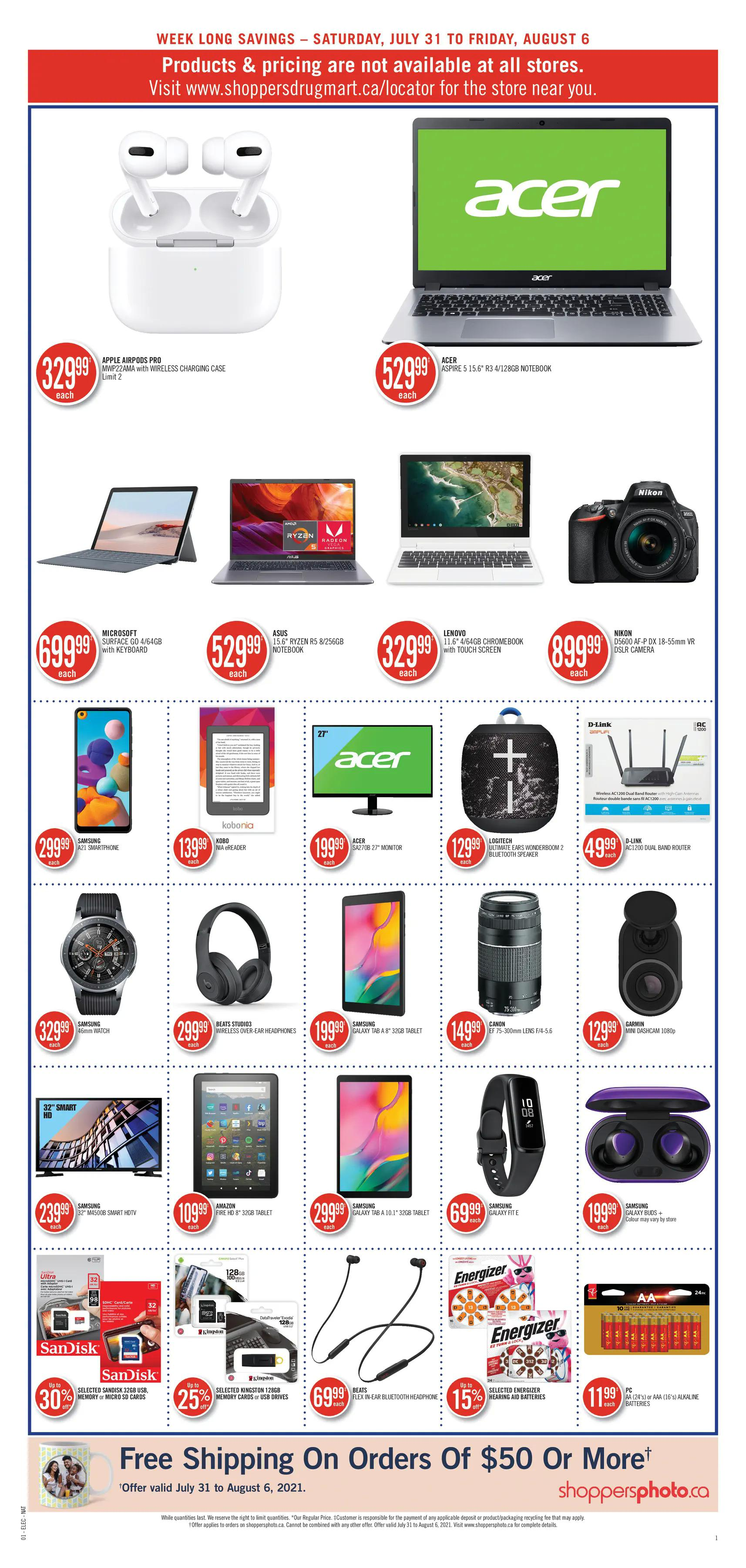 Shoppers Drug Mart - Weekly Flyer Specials - Page 9