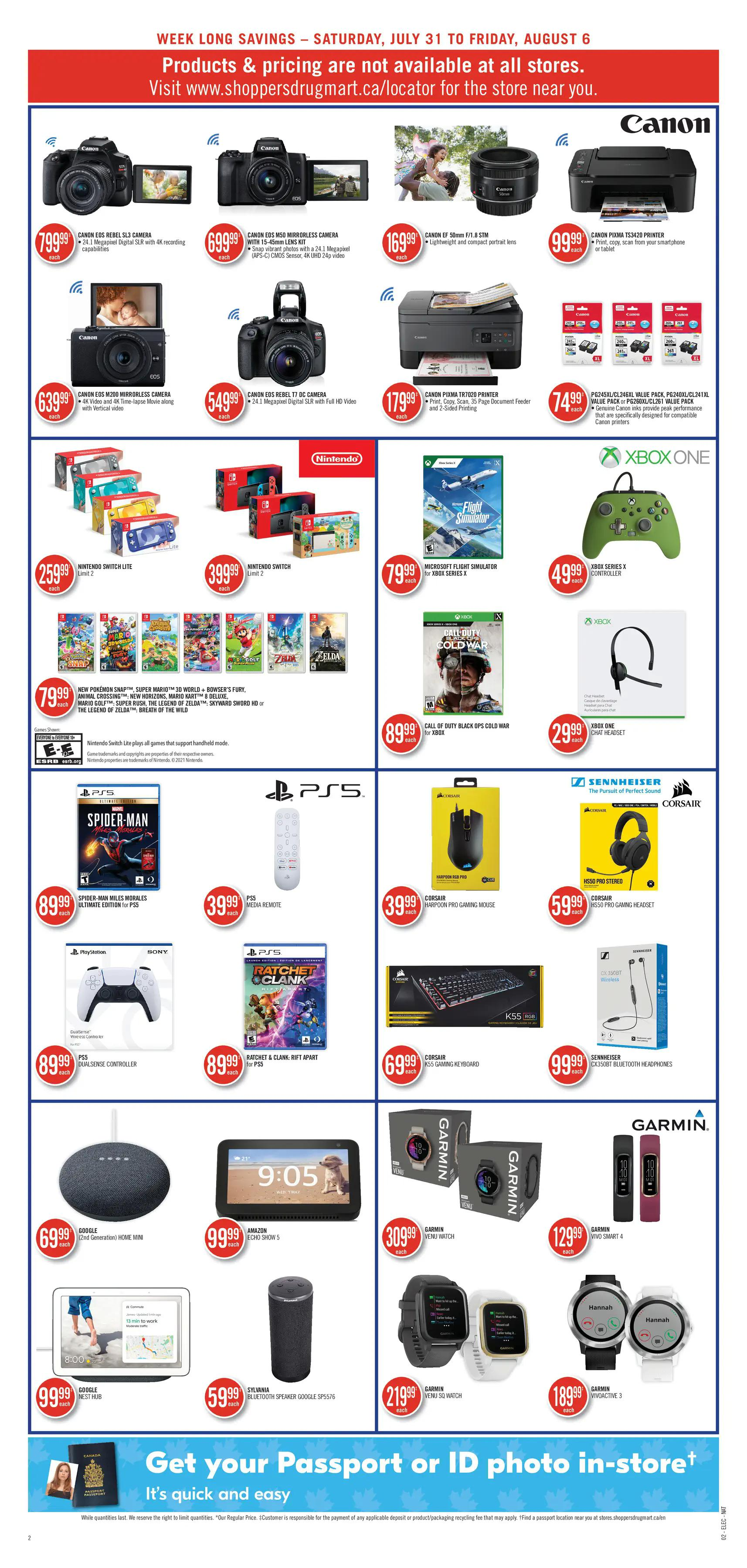 Shoppers Drug Mart - Weekly Flyer Specials - Page 10