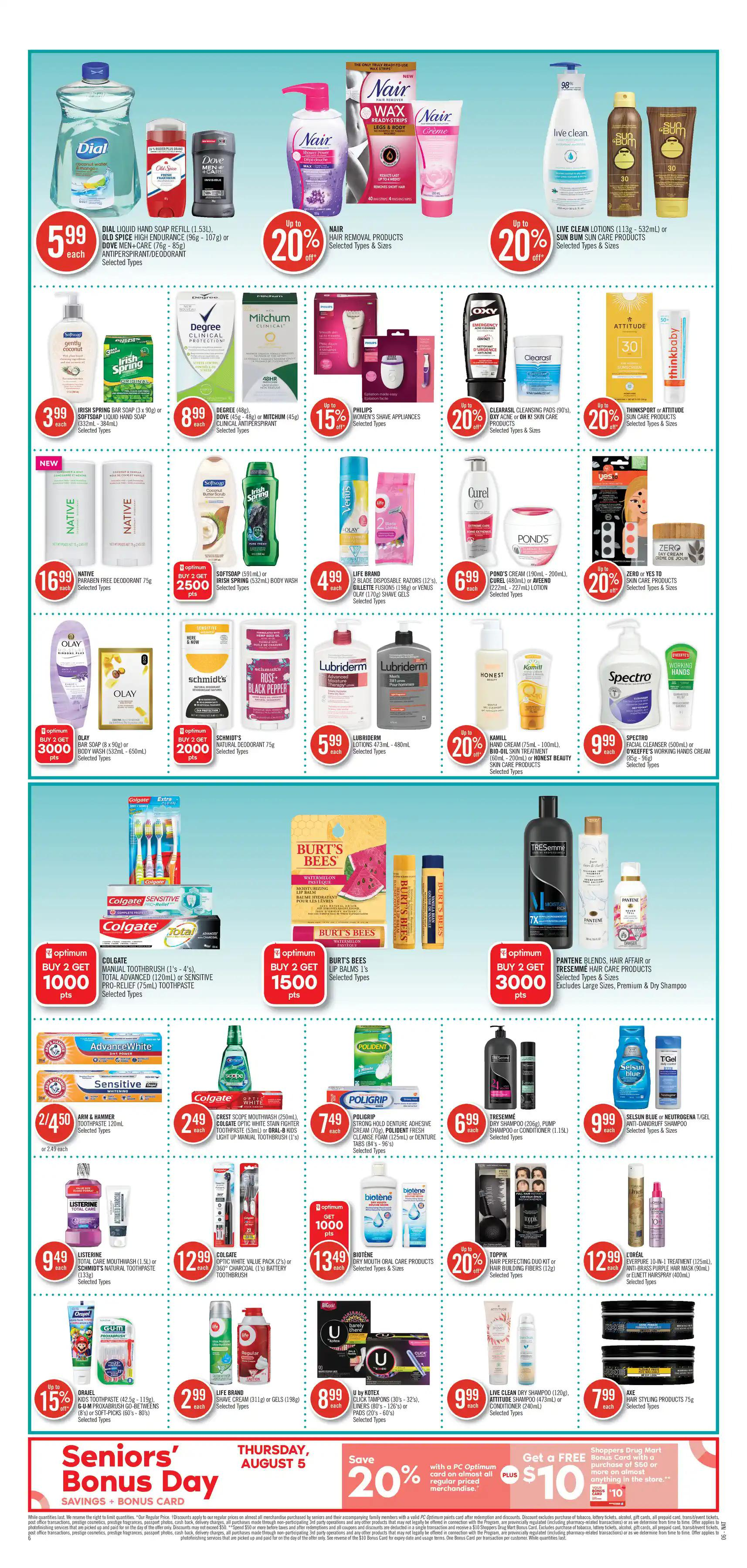 Shoppers Drug Mart - Weekly Flyer Specials - Page 12