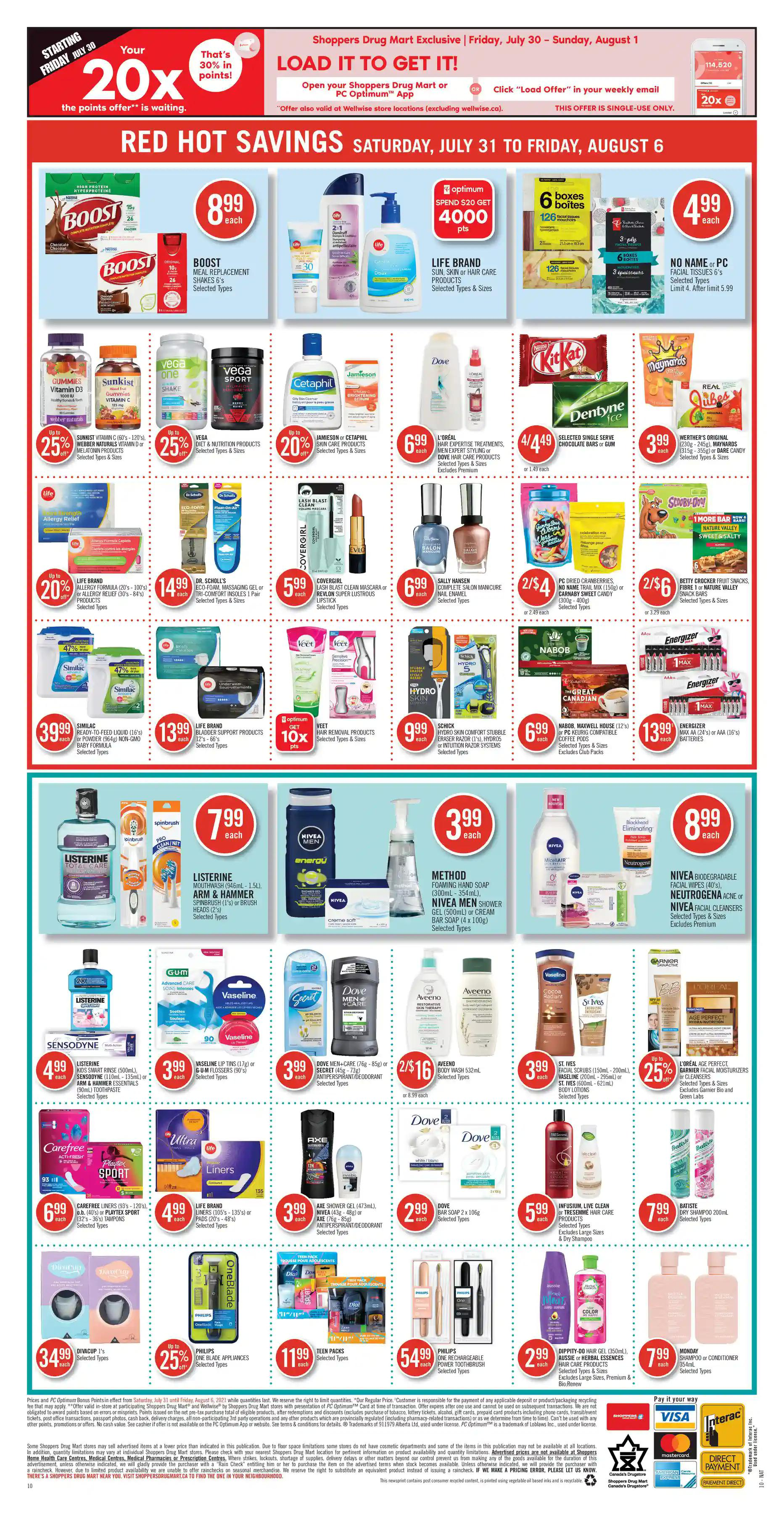Shoppers Drug Mart - Weekly Flyer Specials - Page 16