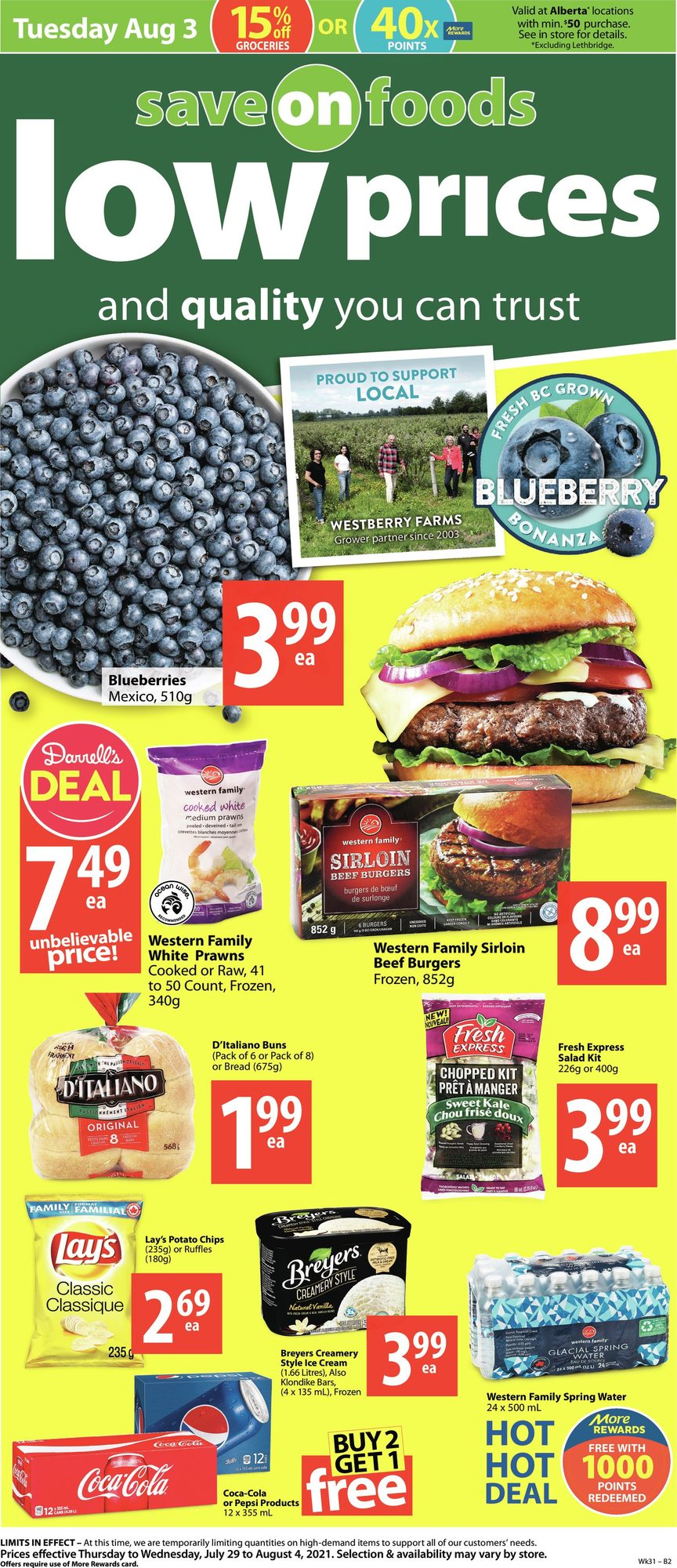 Save-On-Foods - Weekly Flyer Specials