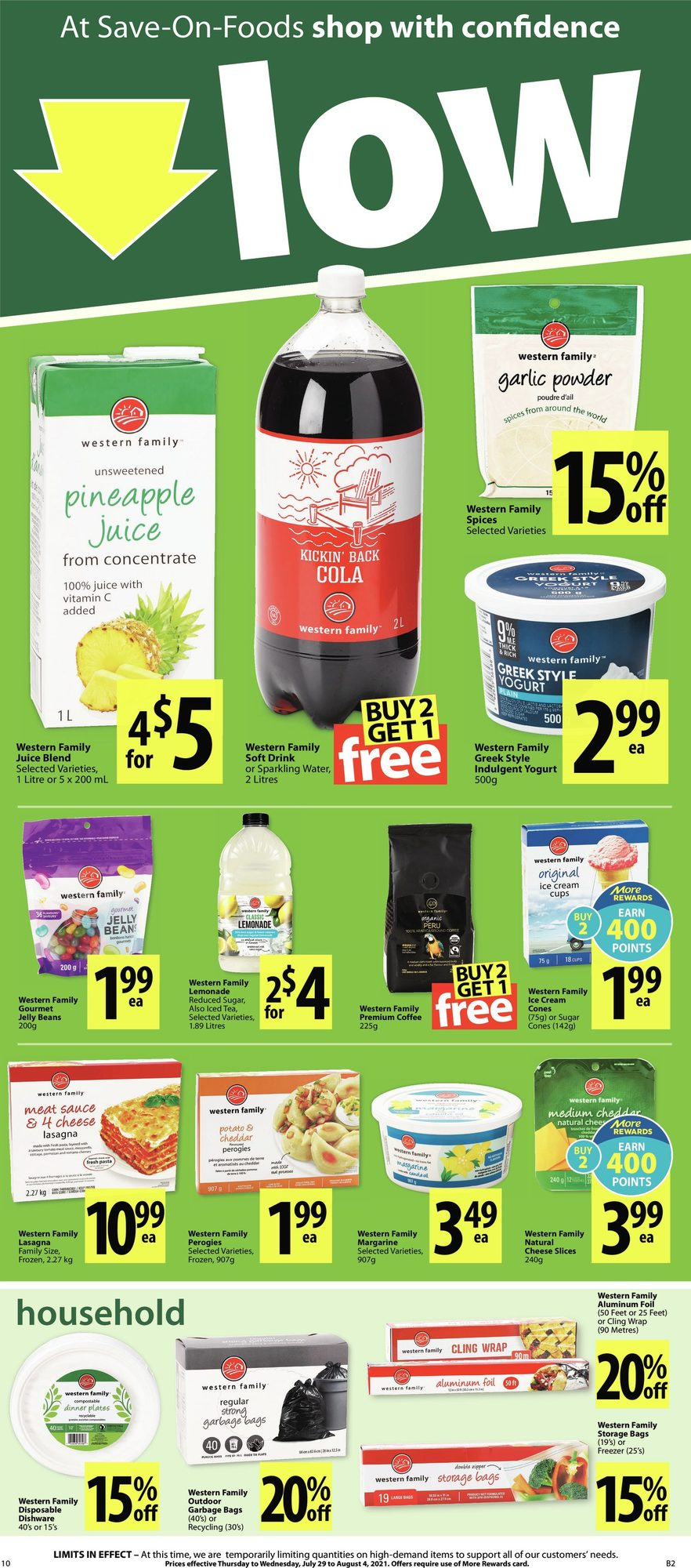 Save-On-Foods - Weekly Flyer Specials - Page 10
