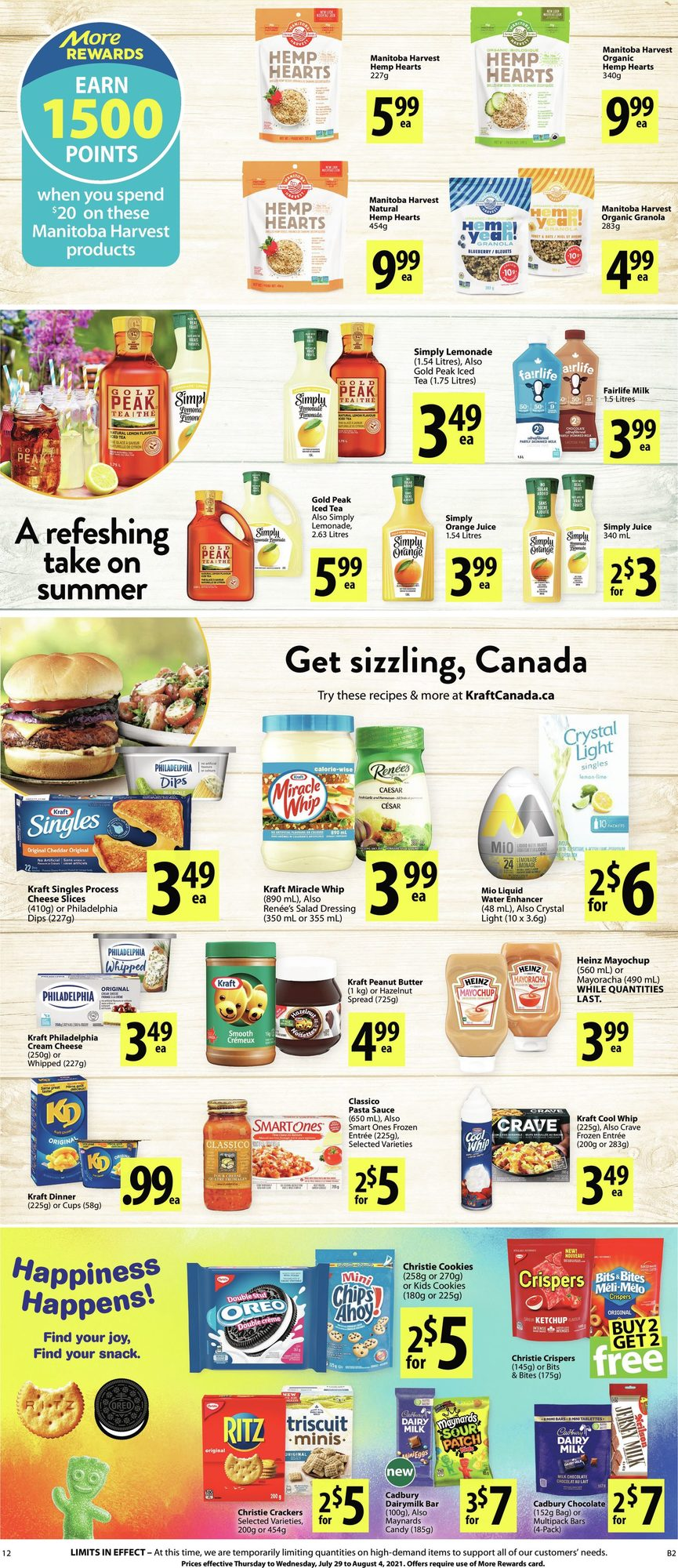 Save-On-Foods - Weekly Flyer Specials - Page 12