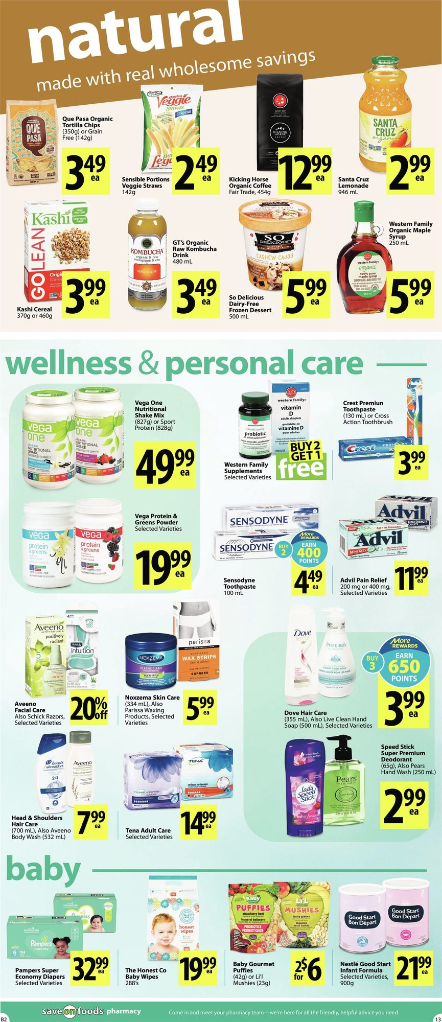 Save-On-Foods - Weekly Flyer Specials - Page 13