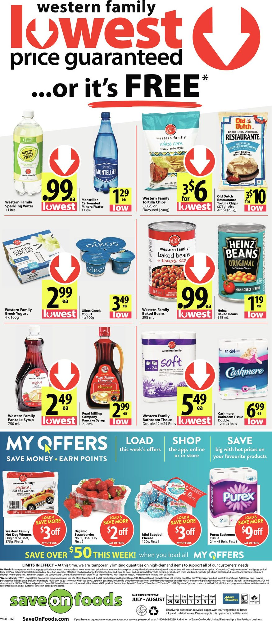 Save-On-Foods - Weekly Flyer Specials - Page 14